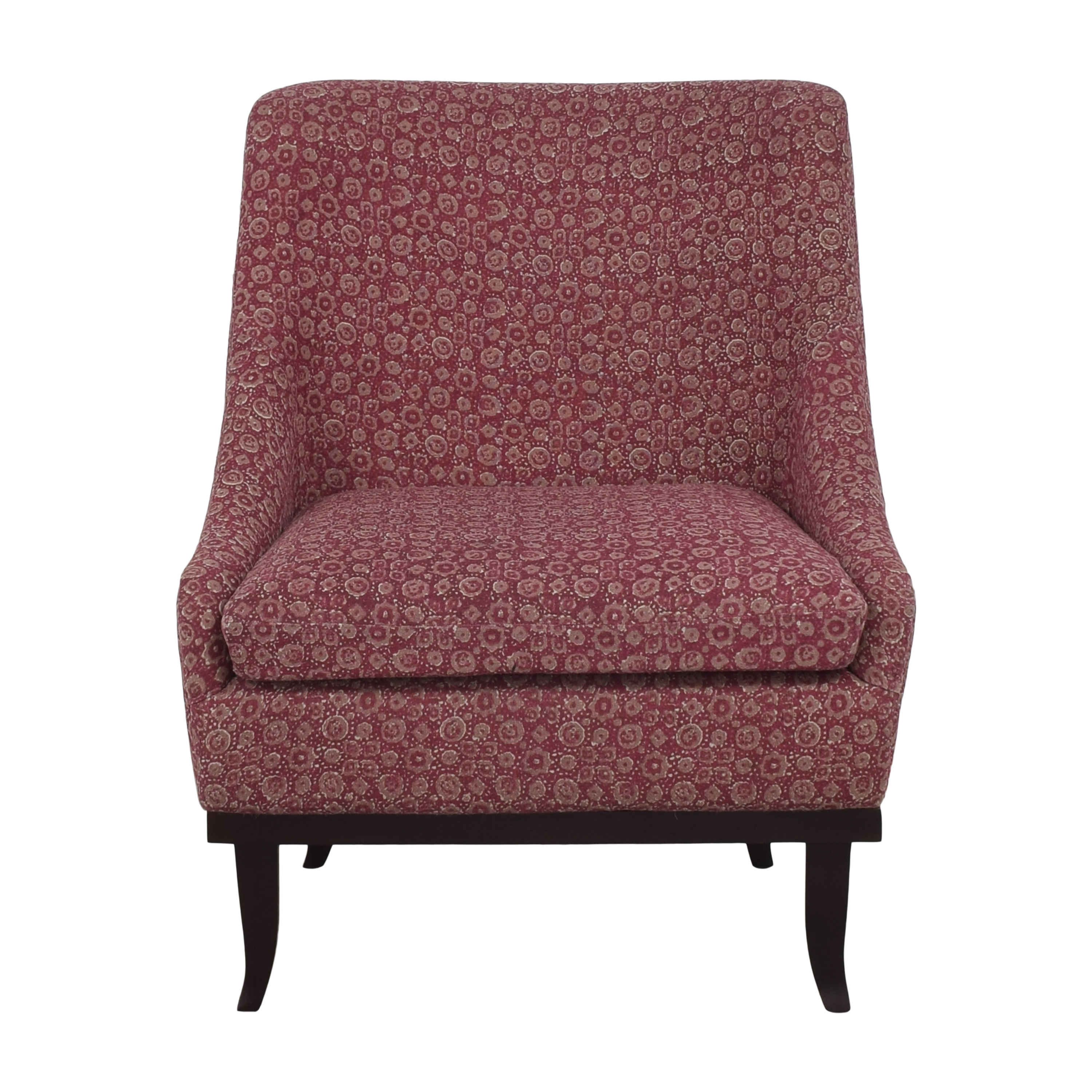Manor & Mews Manor & Mews Cary Armchair and Ottoman pa
