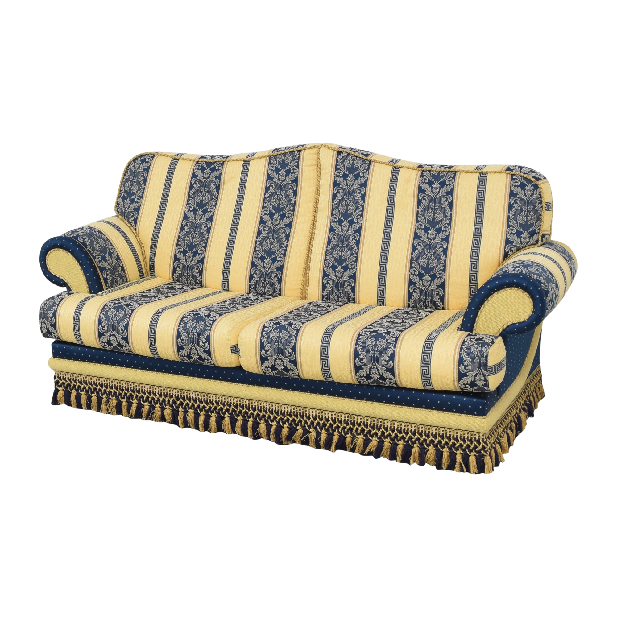 Custom Upholstered Sofa second hand