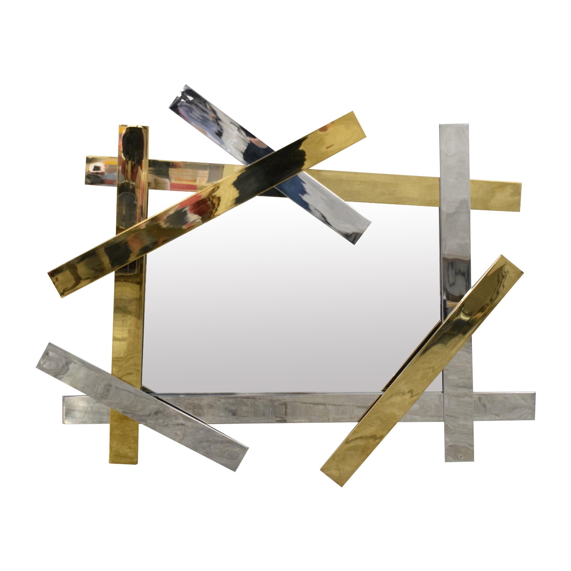 Jonathan Adler Jonathan Adler Electrum Mirror Decor
