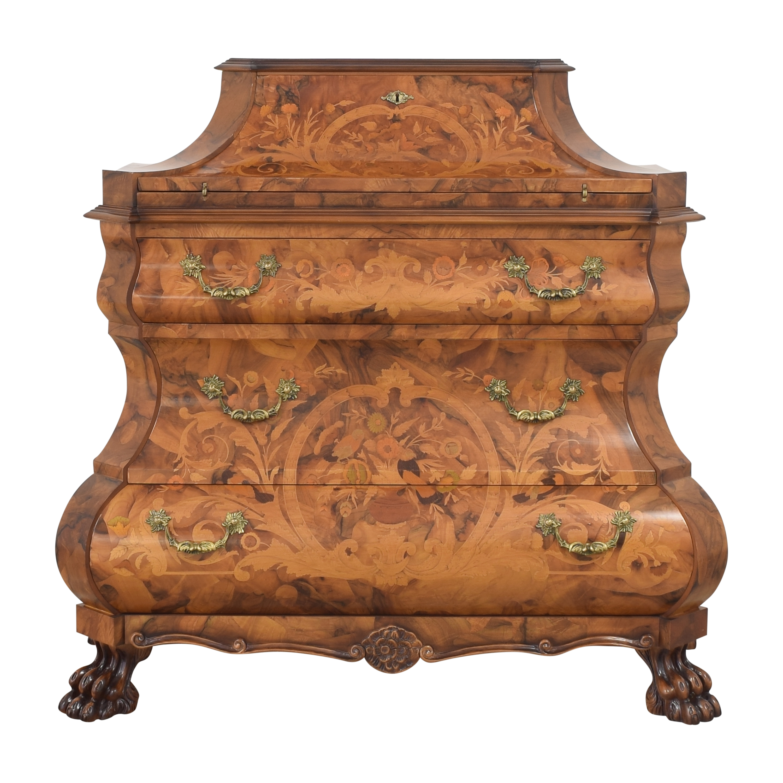 shop Paramount Antiques Dutch Trumeau-Style Accent Cabinet Paramount Antiques Storage
