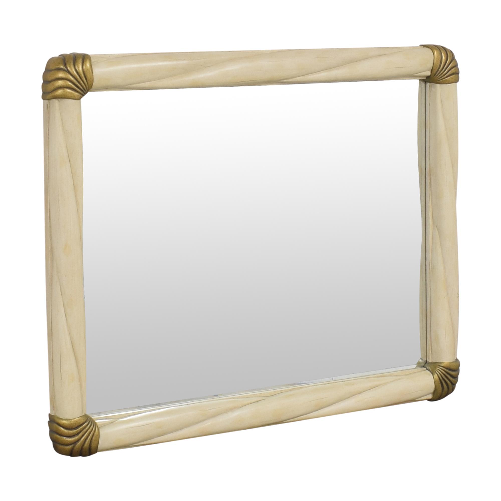 Bernhardt Framed Wall Mirror sale