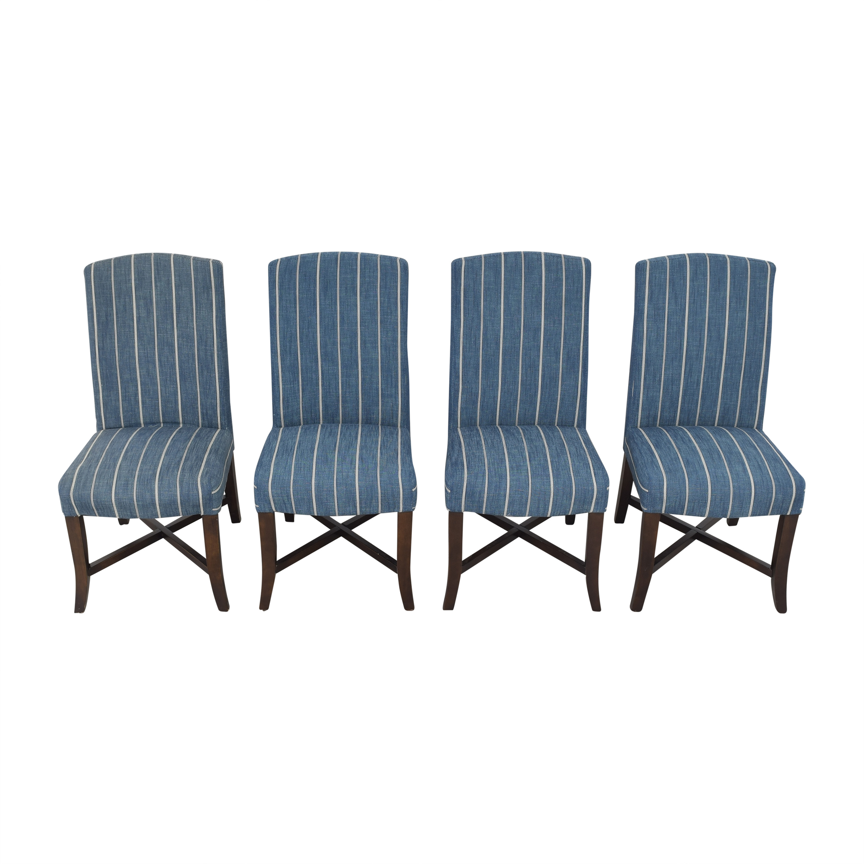 shop Alder & Tweed Mercer Dining Chairs Alder & Tweed Chairs