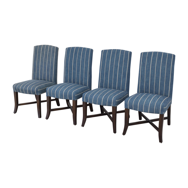 Alder & Tweed Alder & Tweed Mercer Dining Chairs used