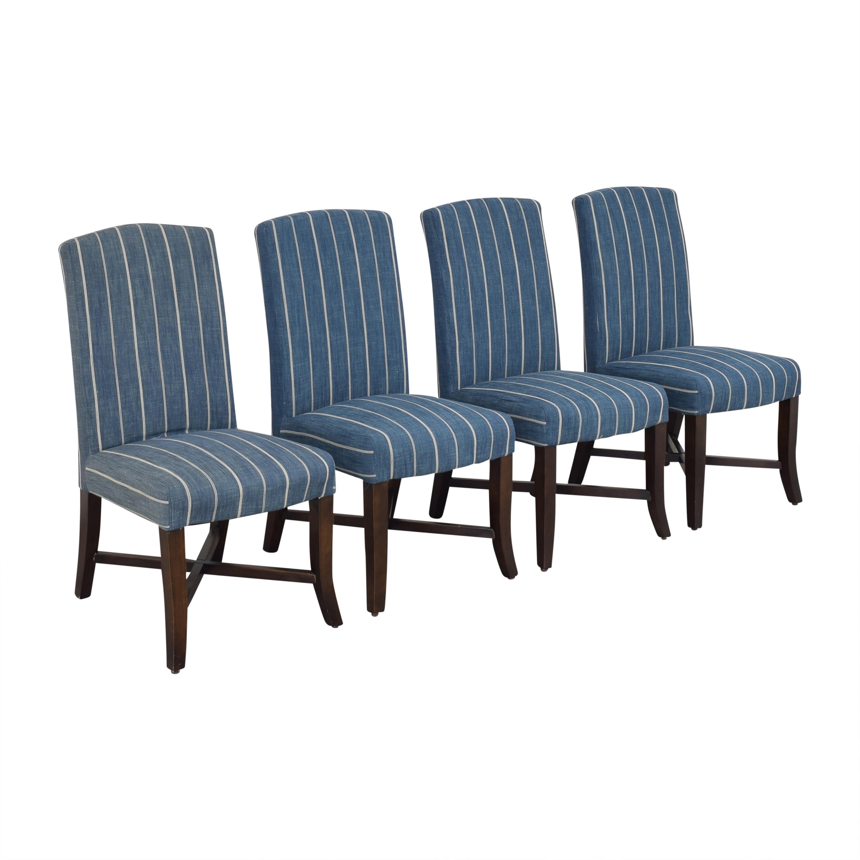 Alder & Tweed Alder & Tweed Mercer Dining Chairs nyc