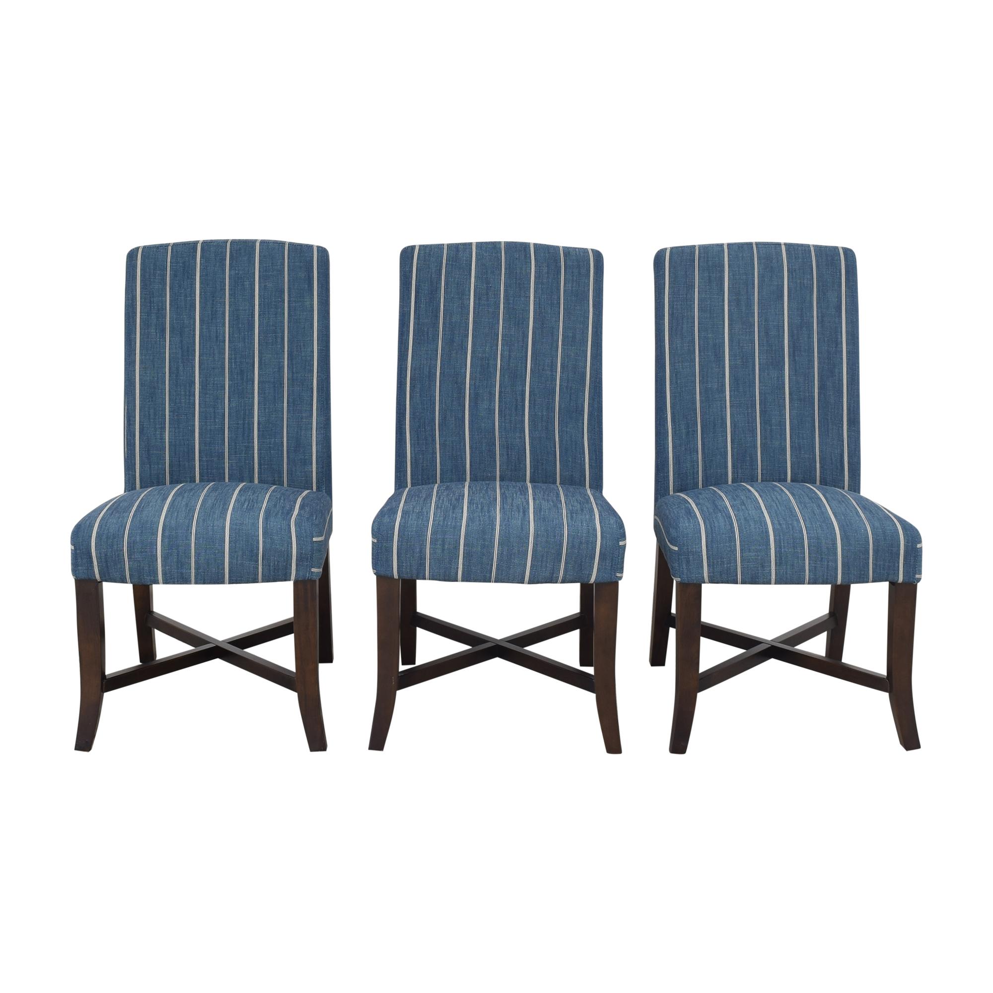 Alder & Tweed Alder & Tweed Mercer Dining Chairs nj
