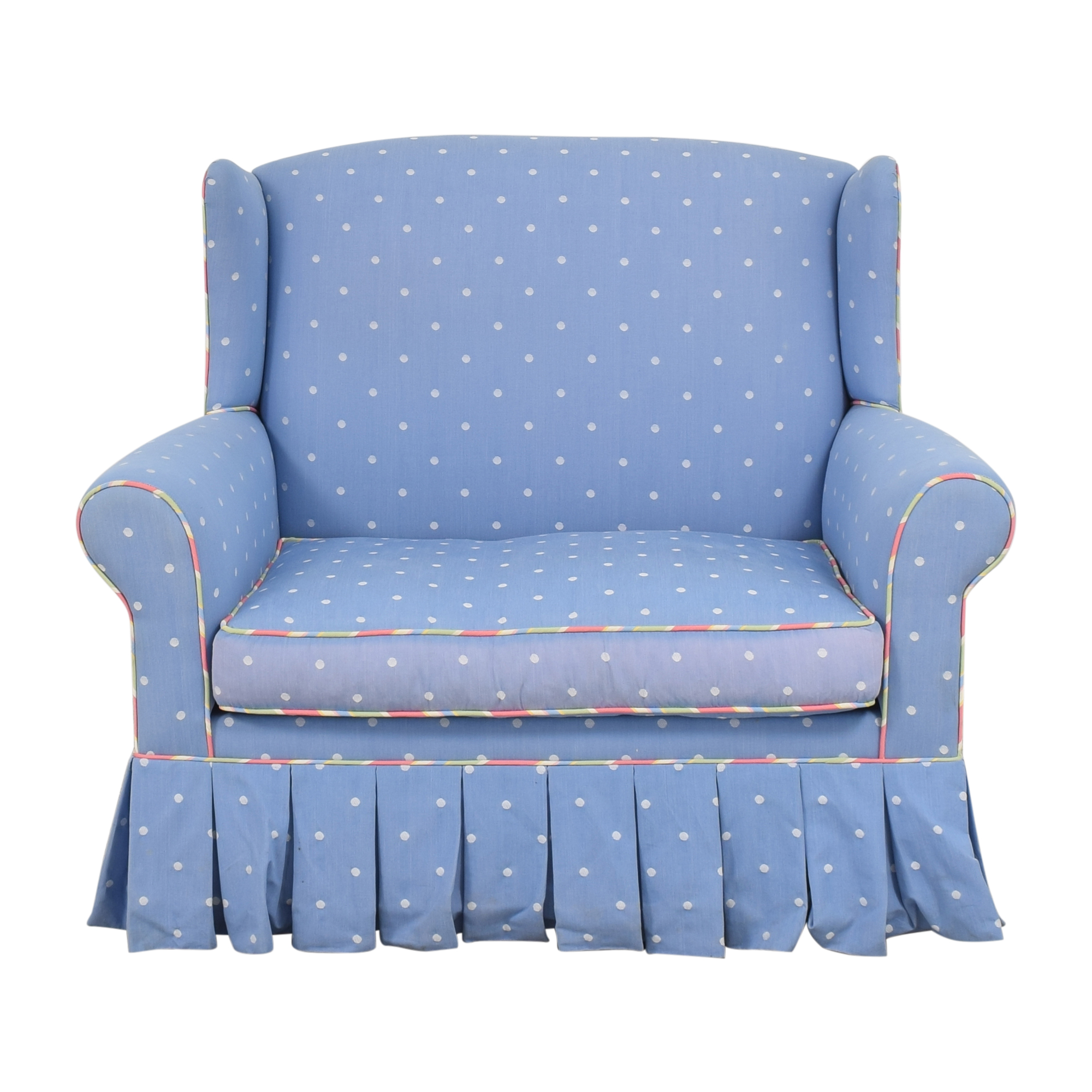 Ethan Allen Glider with Ottoman / Accent Chairs