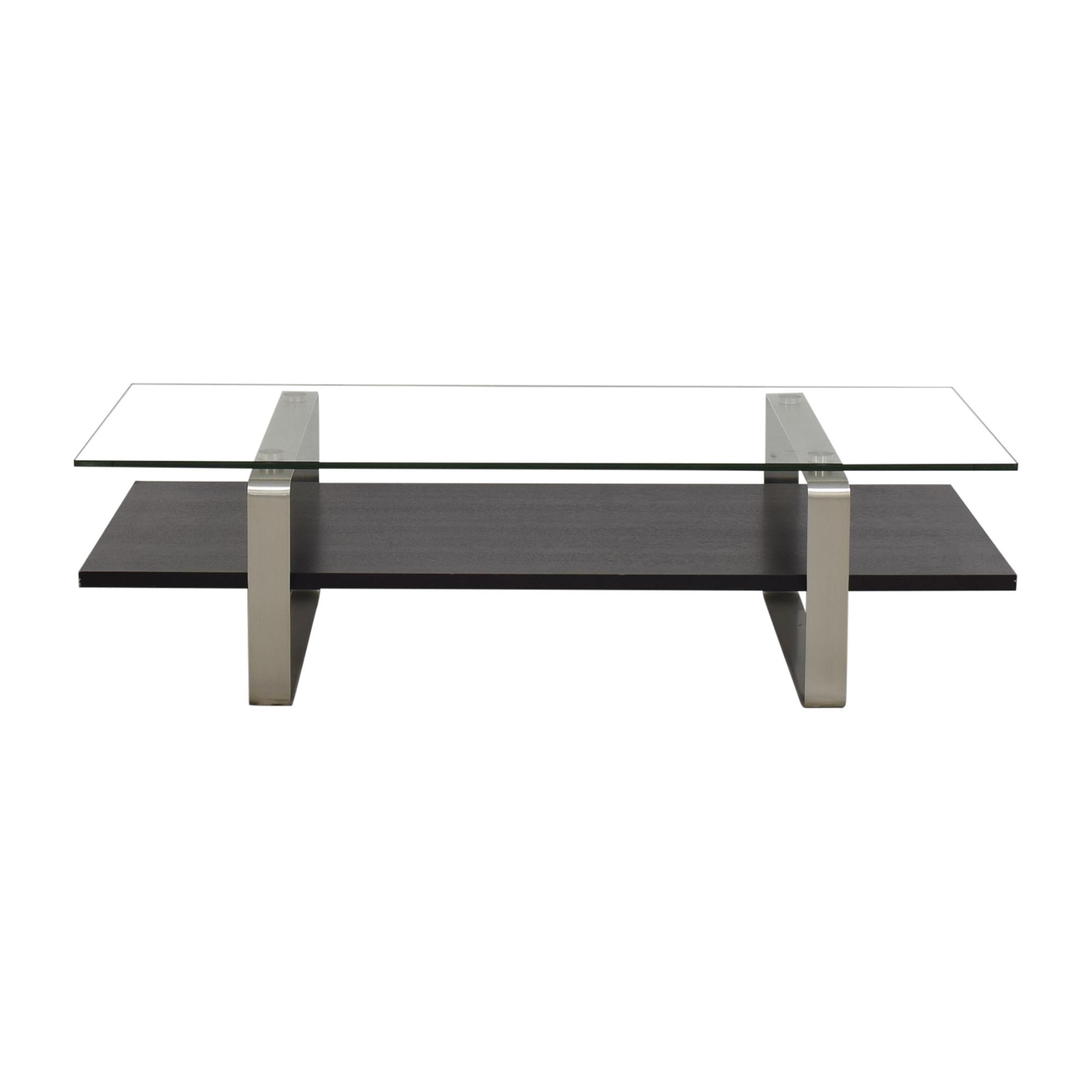 BDI Furniture BDI Stream Long Cocktail Table Tables
