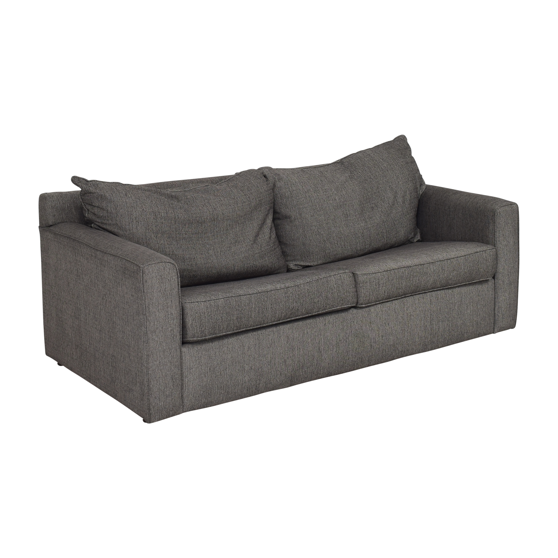 buy Raymour & Flanigan Trayce Queen Sleeper Sofa Raymour & Flanigan