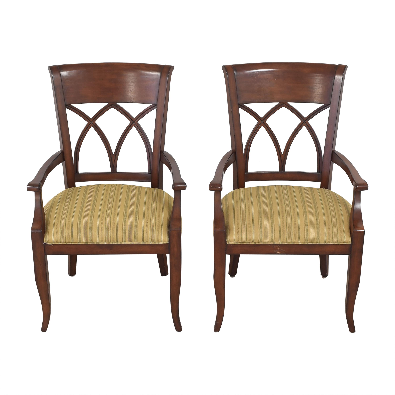 buy Bernhardt Dining Arm Chairs Bernhardt Dining Chairs