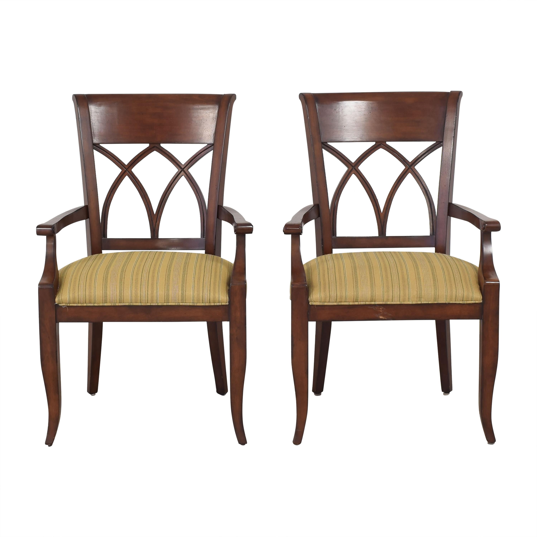 shop Bernhardt Dining Arm Chairs Bernhardt