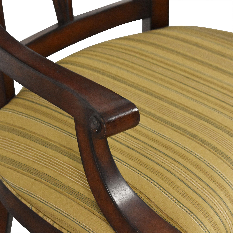 buy Bernhardt Dining Arm Chairs Bernhardt