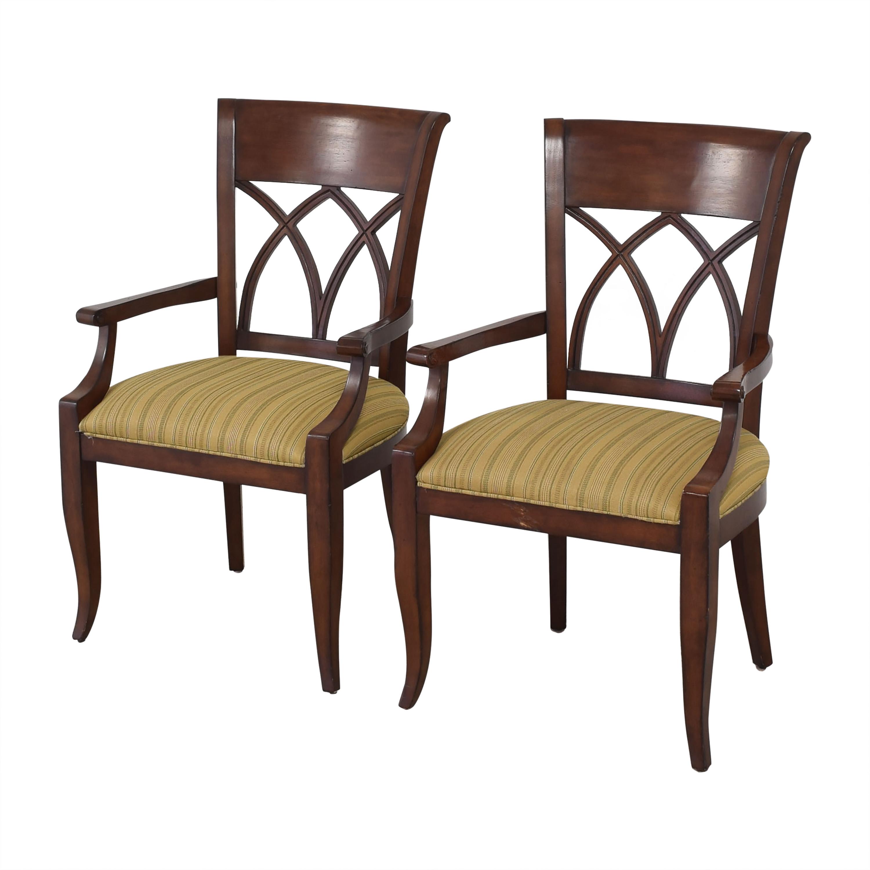 Bernhardt Bernhardt Dining Arm Chairs used