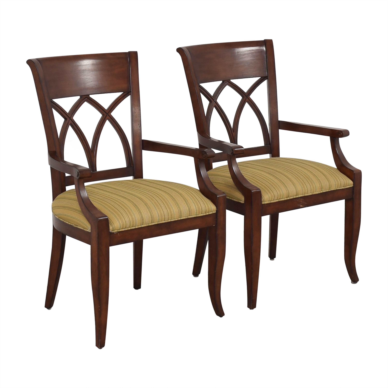 Bernhardt Bernhardt Dining Arm Chairs price
