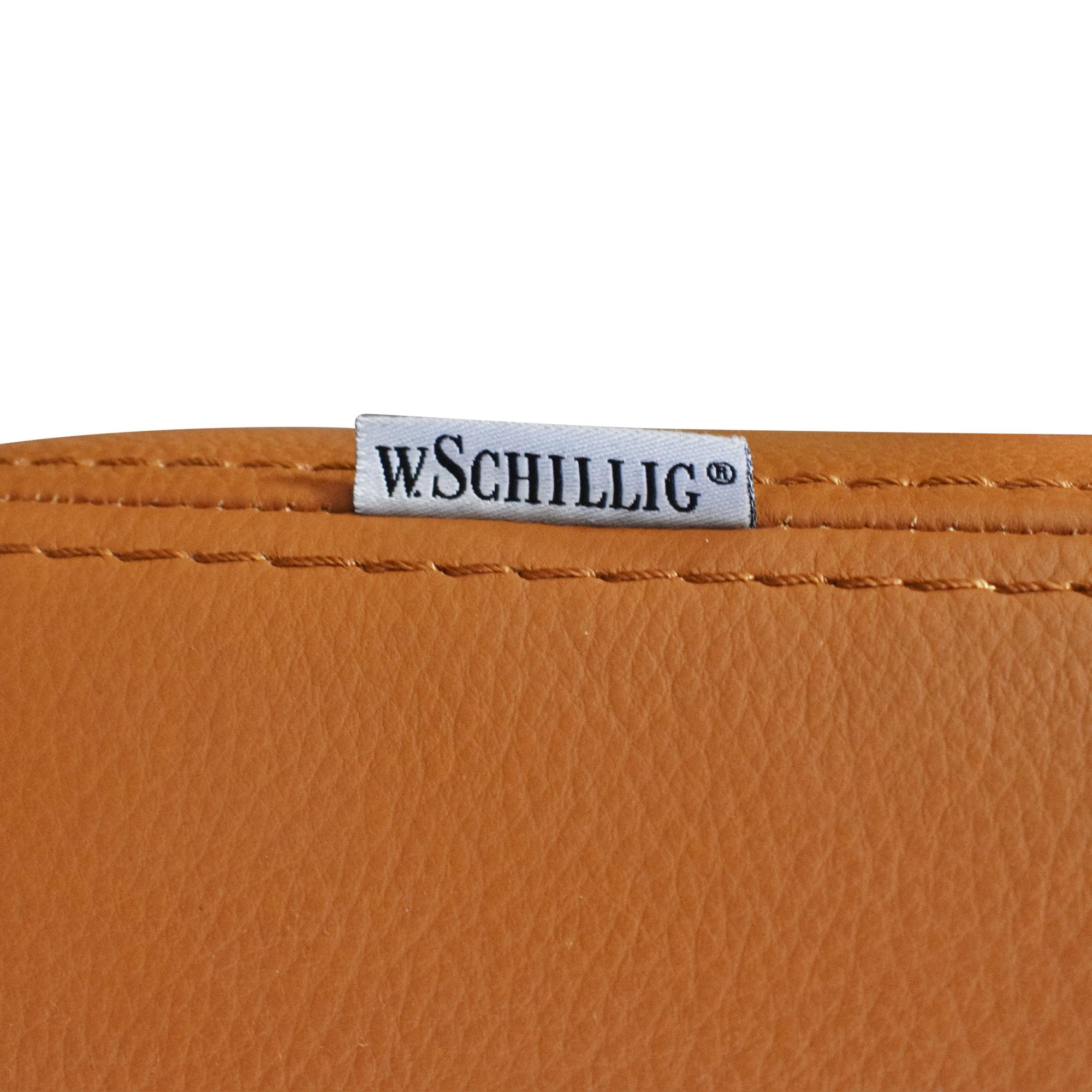 shop W. Schillig Three Cushion Sofa W. Schillig