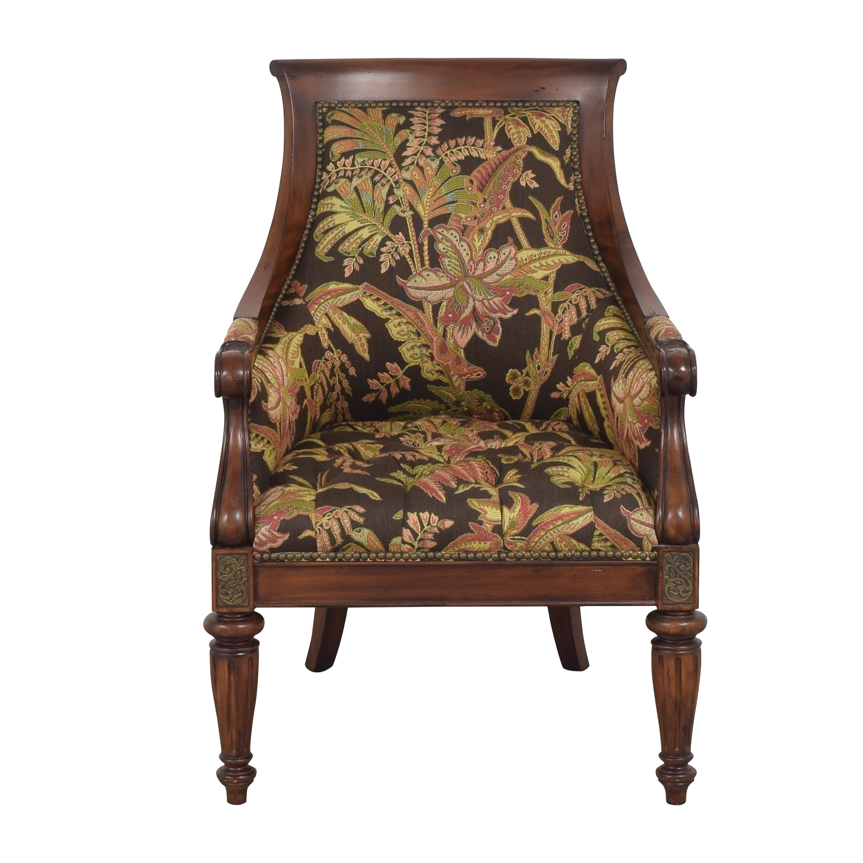 Thomasville Thomasville Ernest Hemingway Anson Accent Chair dimensions