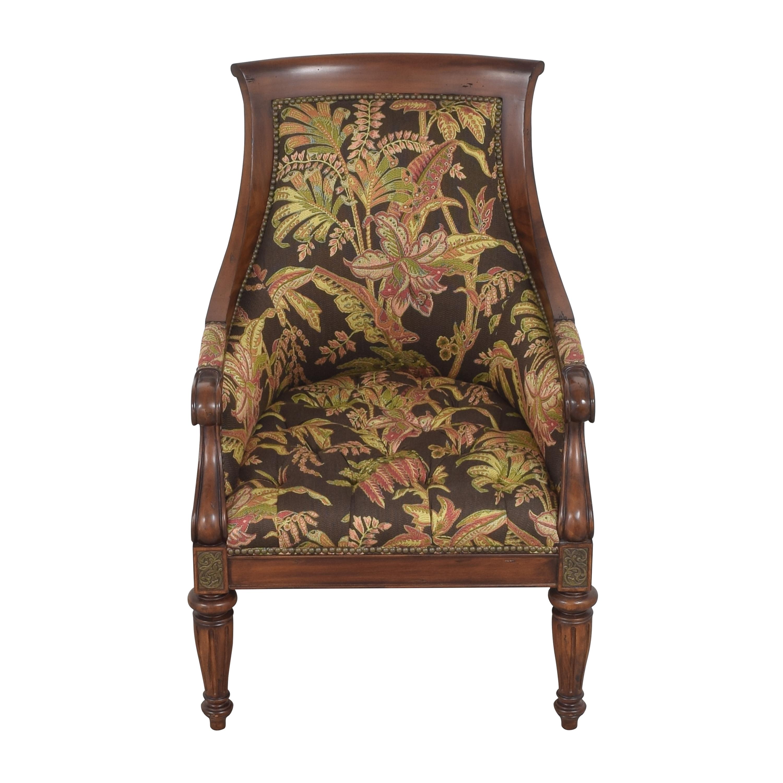 buy Thomasville Ernest Hemingway Anson Accent Chair Thomasville Chairs