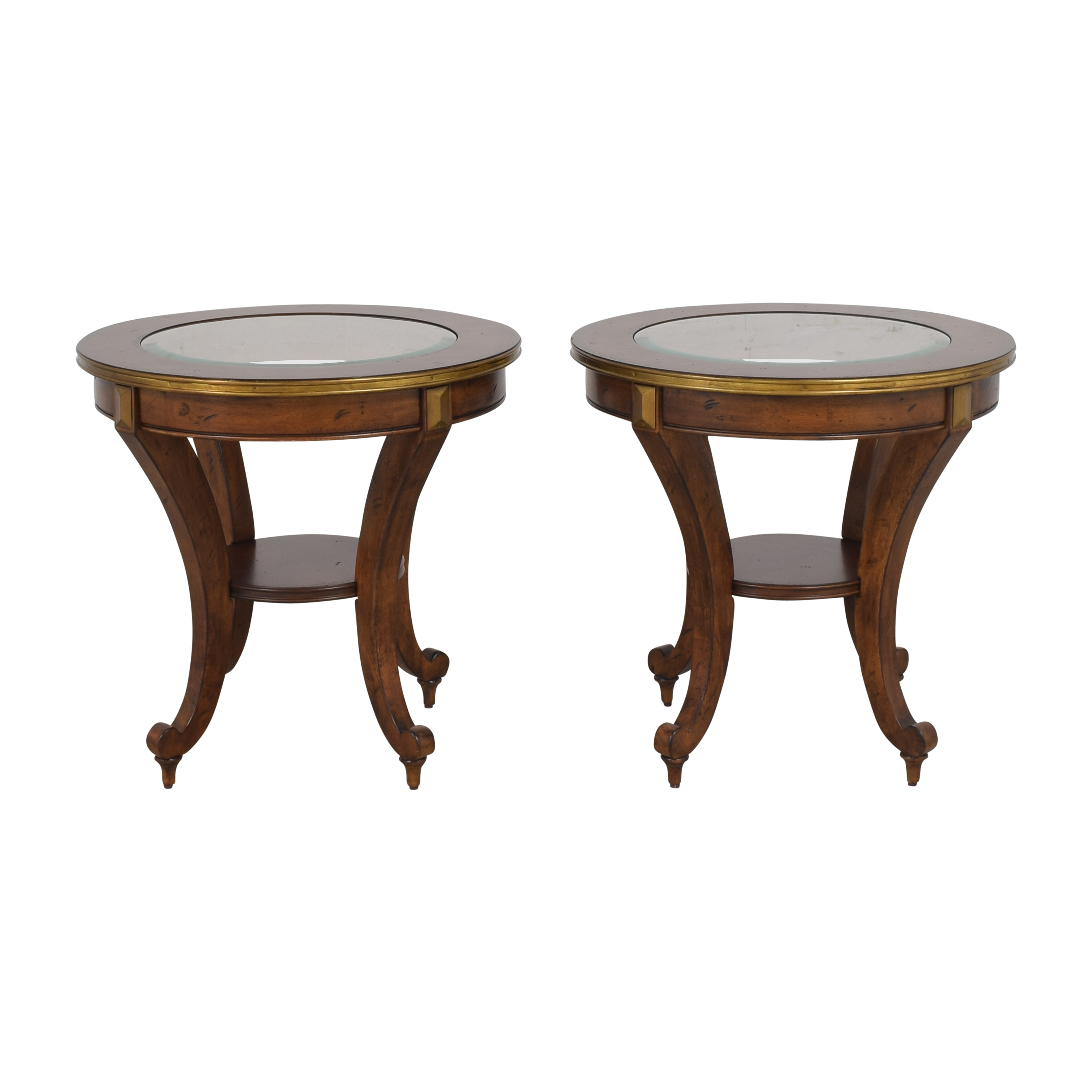 Havertys Round End Tables Havertys