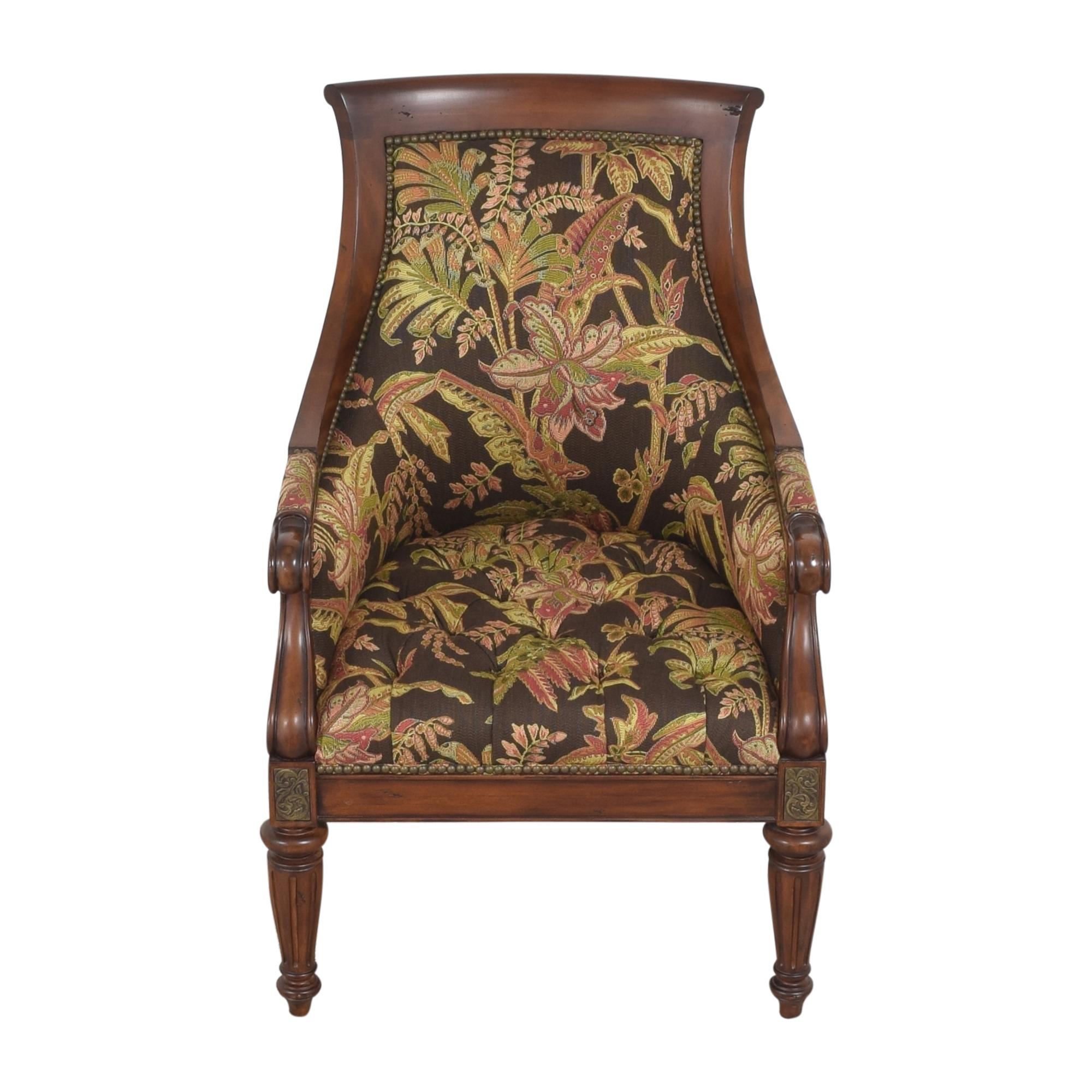 buy Thomasville Ernest Hemingway Anson Accent Chair Thomasville