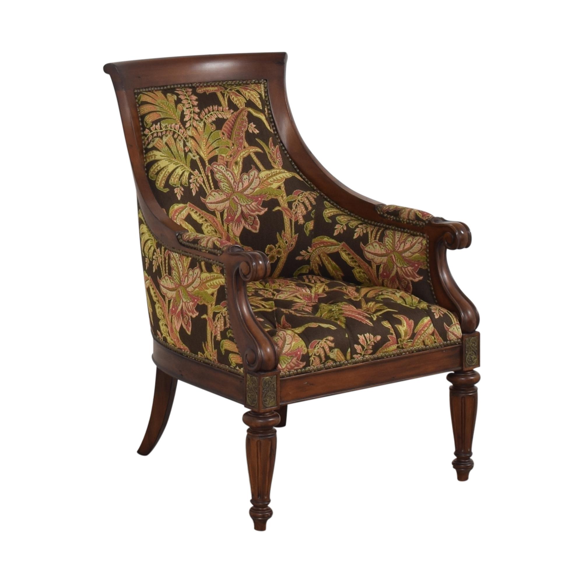 Thomasville Thomasville Ernest Hemingway Anson Accent Chair Brown / Multi