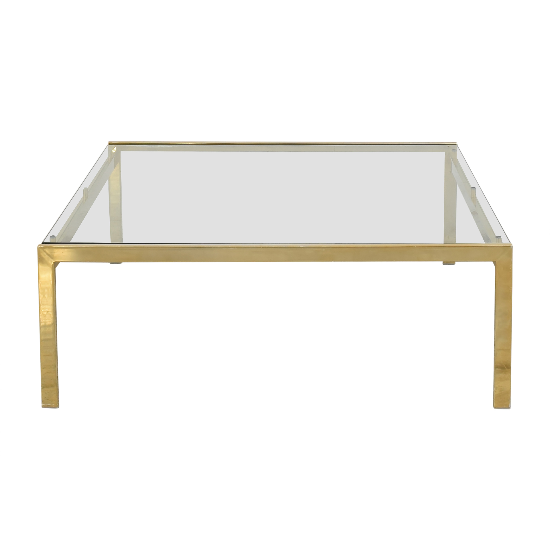Metal Dimensions Metal Dimensions Rectangular Coffee Table dimensions