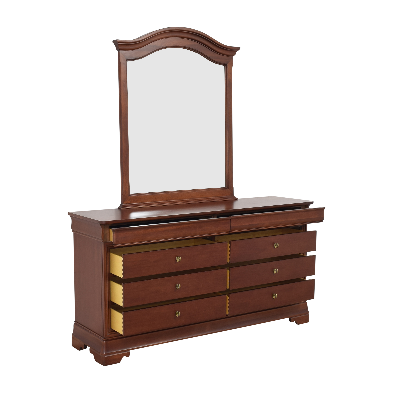 buy Thomasville Thomasville Impressions Martinique Dresser with Mirror online