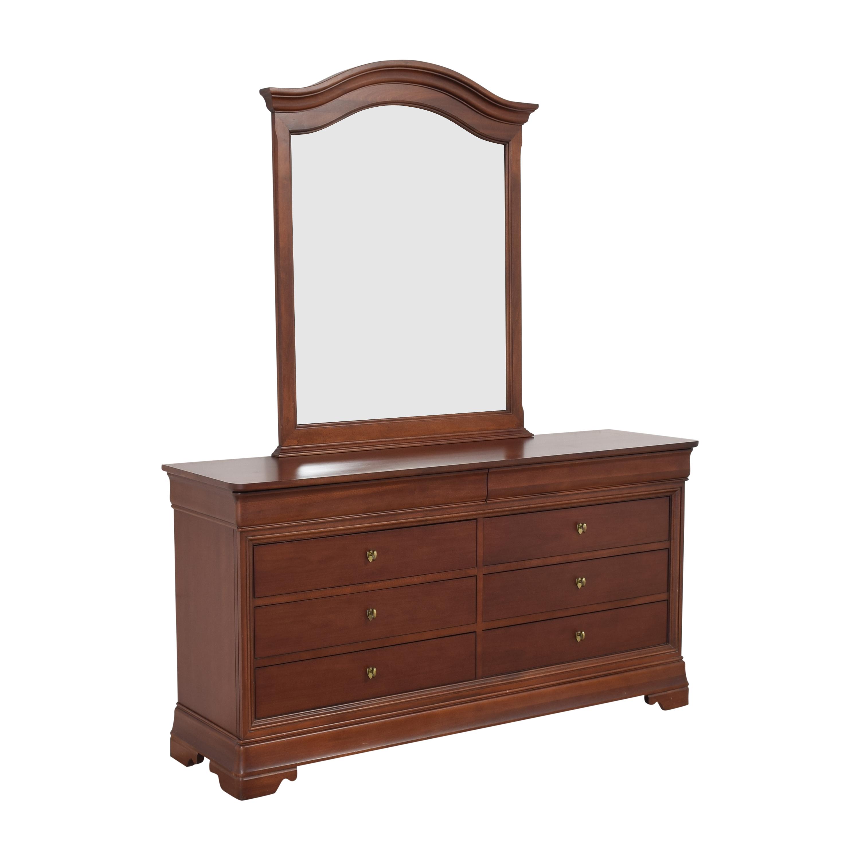 Thomasville Thomasville Impressions Martinique Dresser with Mirror Dressers