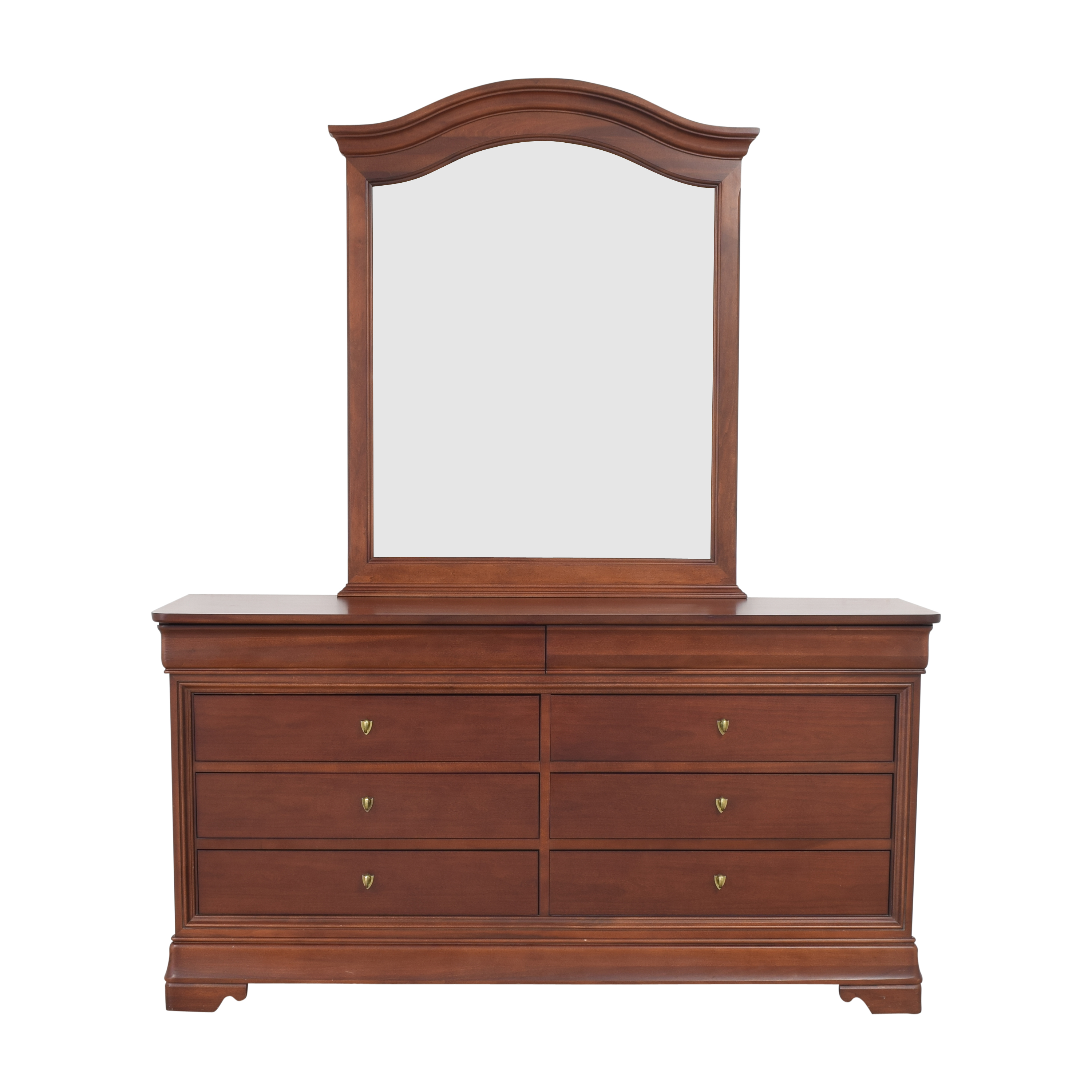 Thomasville Thomasville Impressions Martinique Dresser with Mirror coupon