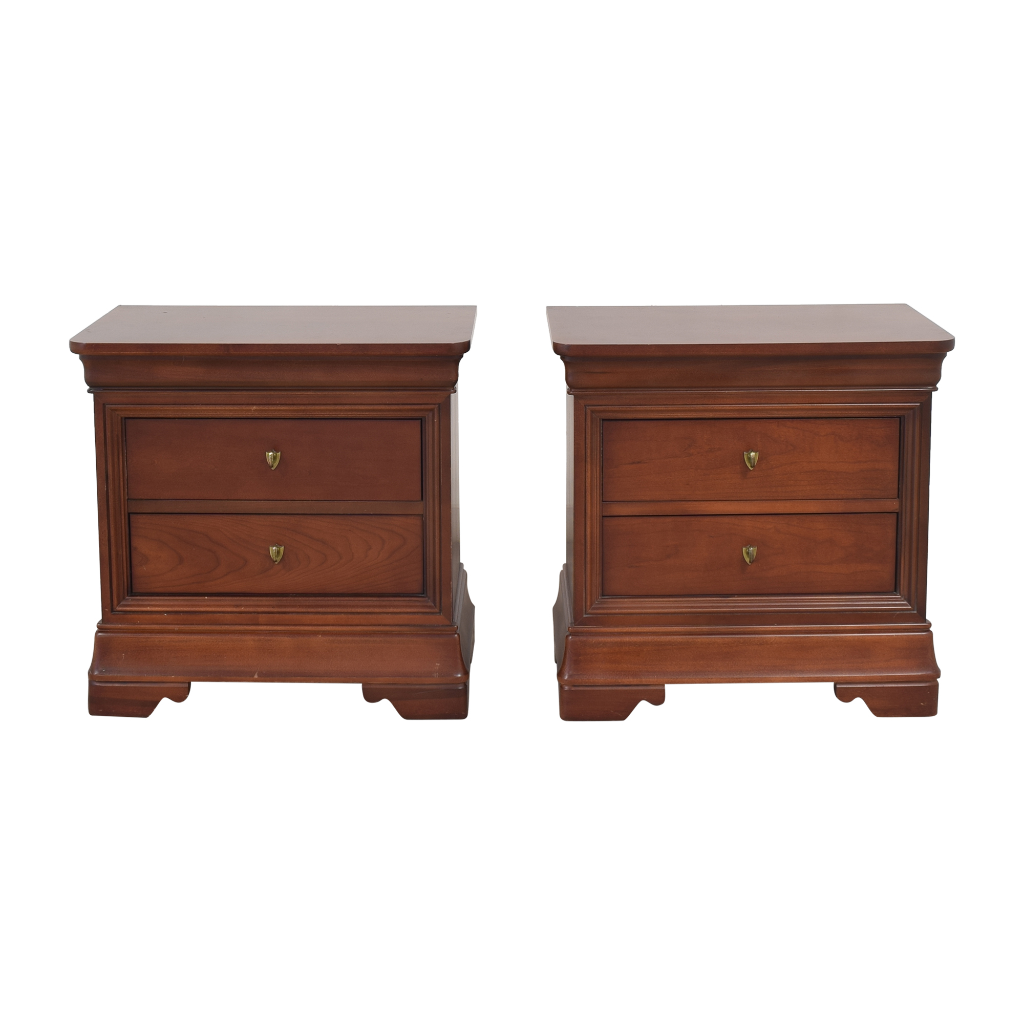 Thomasville Thomasville Impressions Two Drawer Nightstands for sale