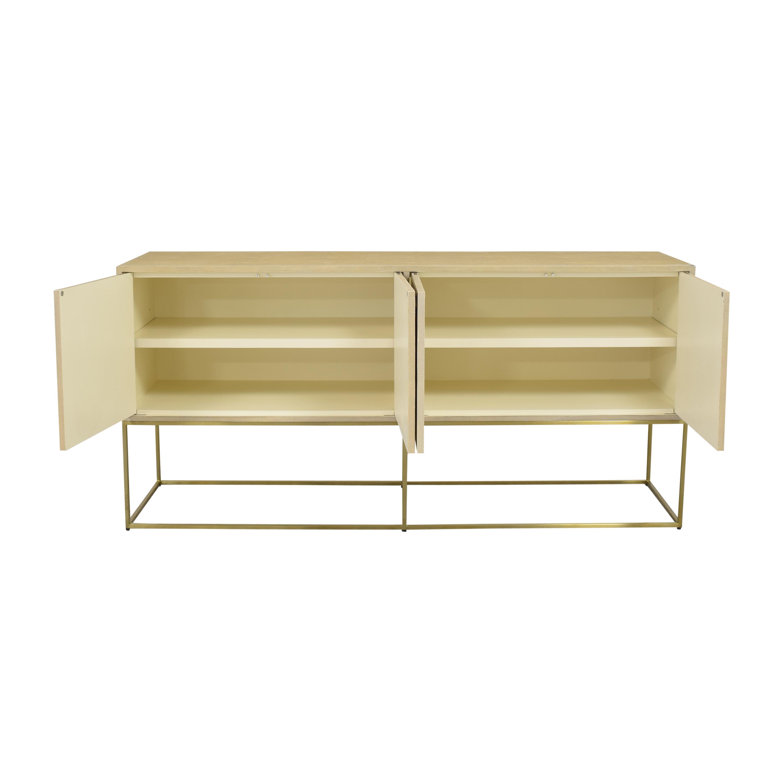 shop Sonder Living Sonder Living Maison 55 Amelia Regency Buffet Cabinet online
