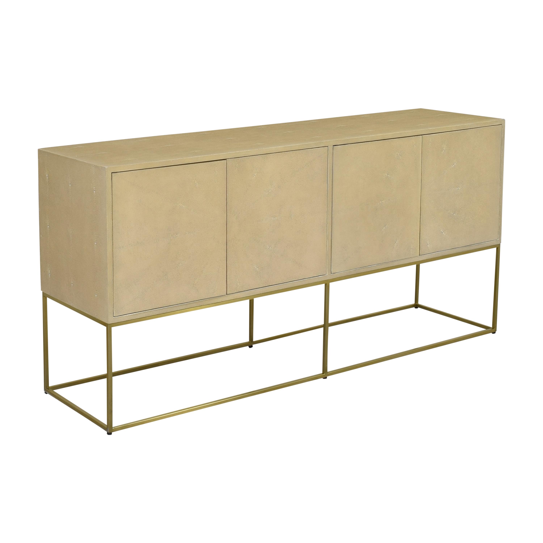 shop Sonder Living Maison 55 Amelia Regency Buffet Cabinet Sonder Living
