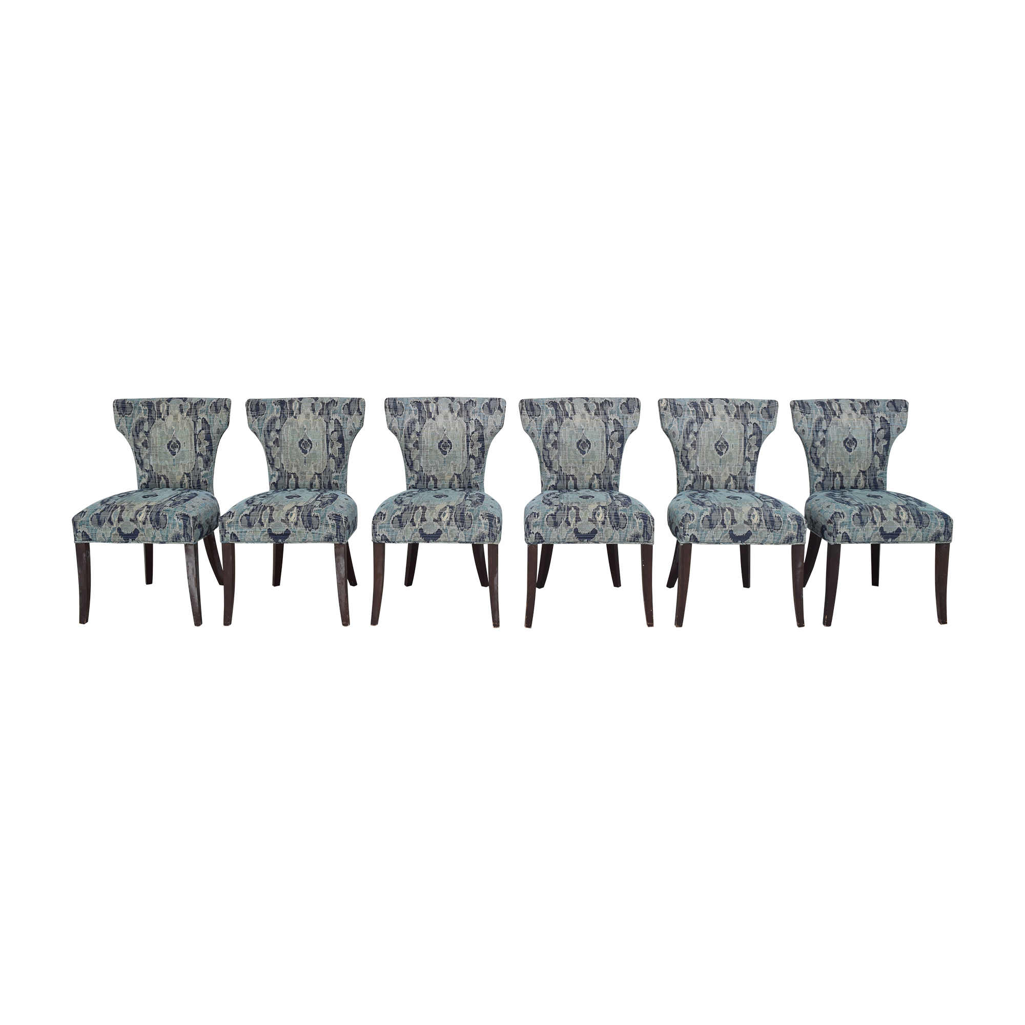 shop Crate & Barrel Sasha Dining Side Chairs Crate & Barrel Dining Chairs