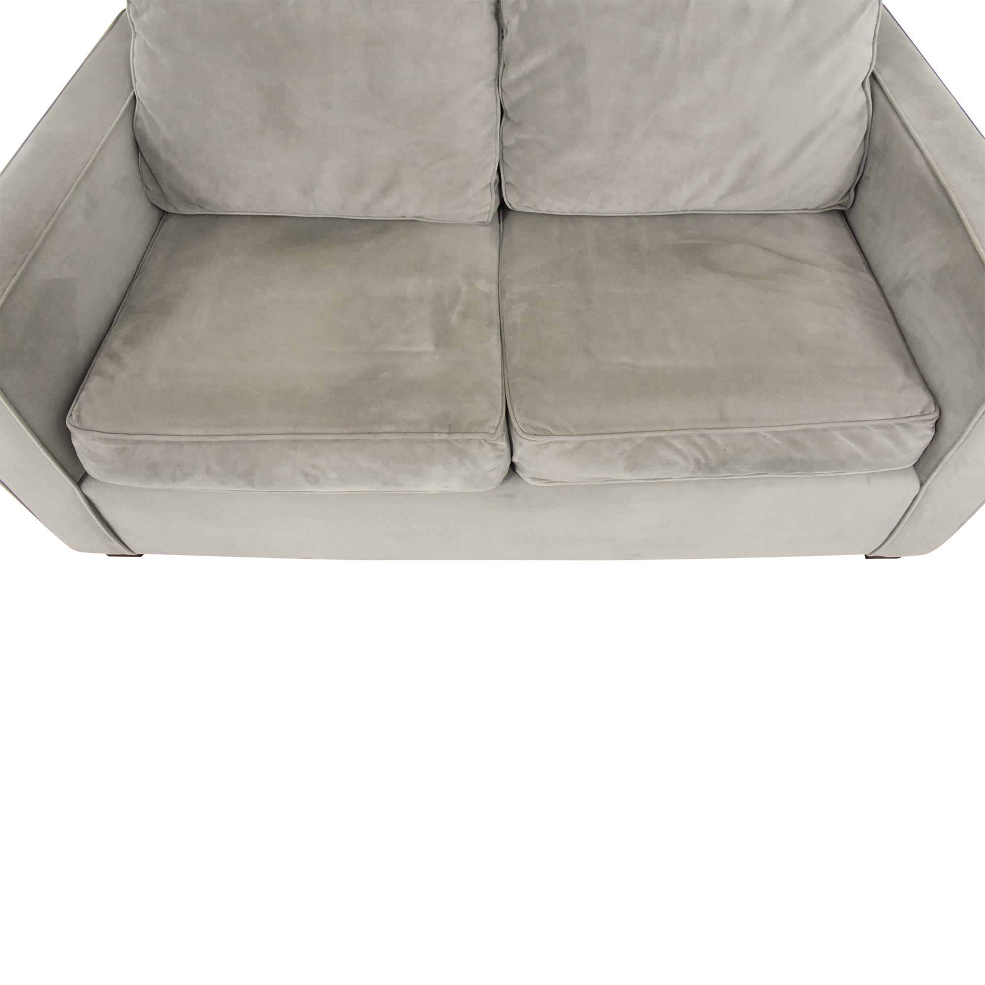 West Elm Henry Basic Twin Sleeper Sofa / Sofas