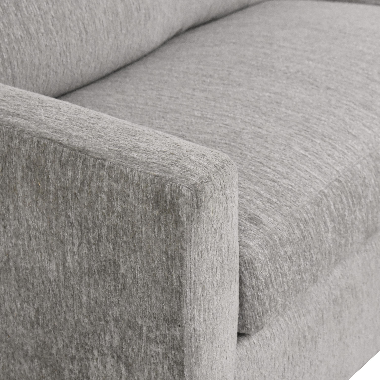 shop BenchMade Modern Couch Potato Lite Sofa BenchMade Modern Classic Sofas