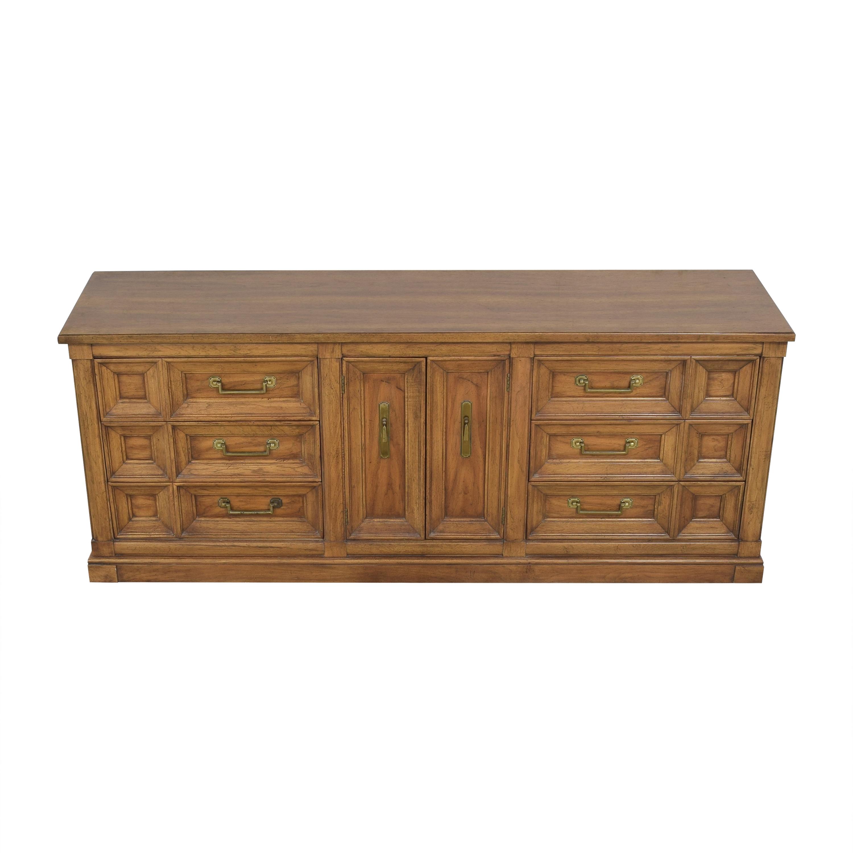 buy Thomasville Triple Dresser Thomasville