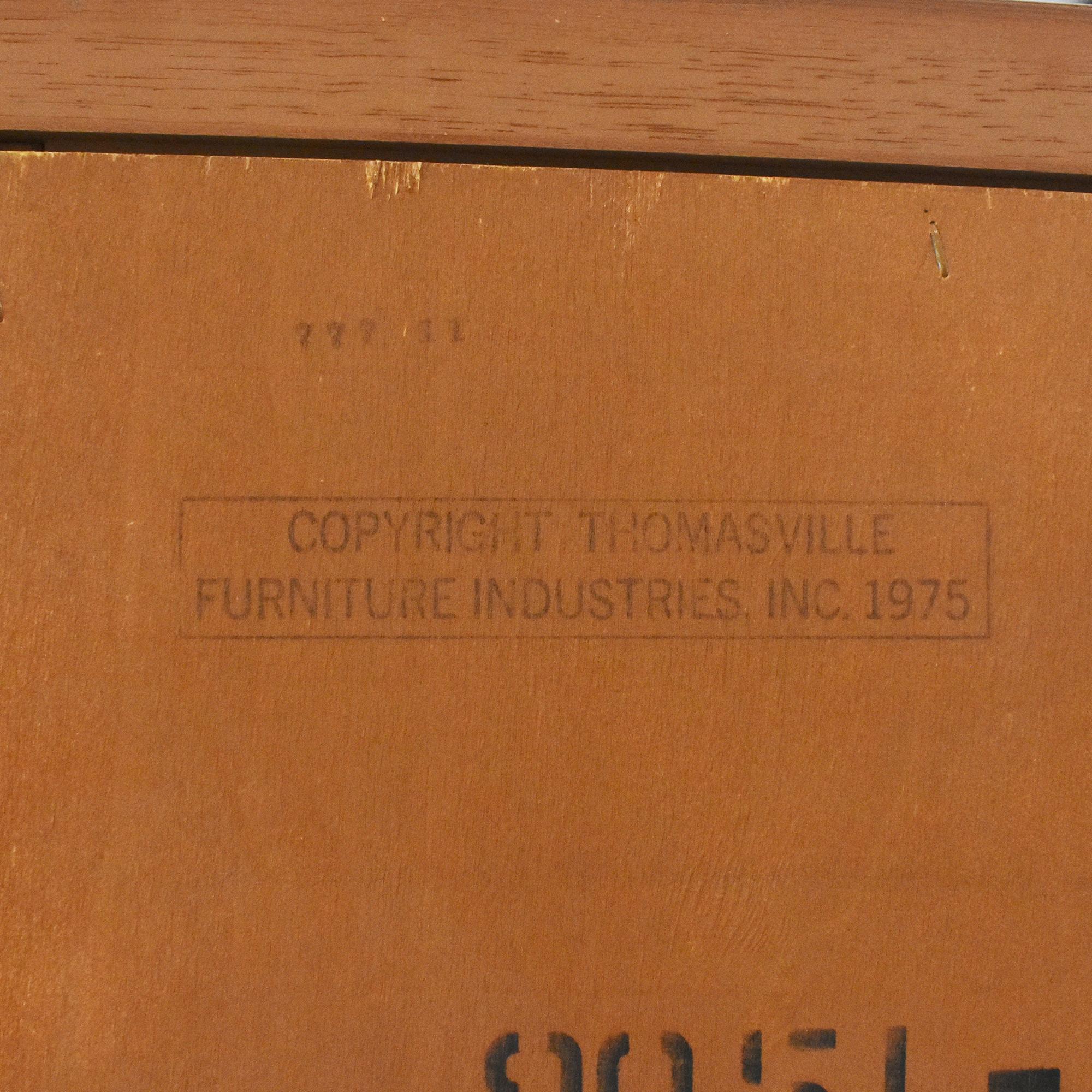 buy Thomasville Two Door Nightstands Thomasville Tables