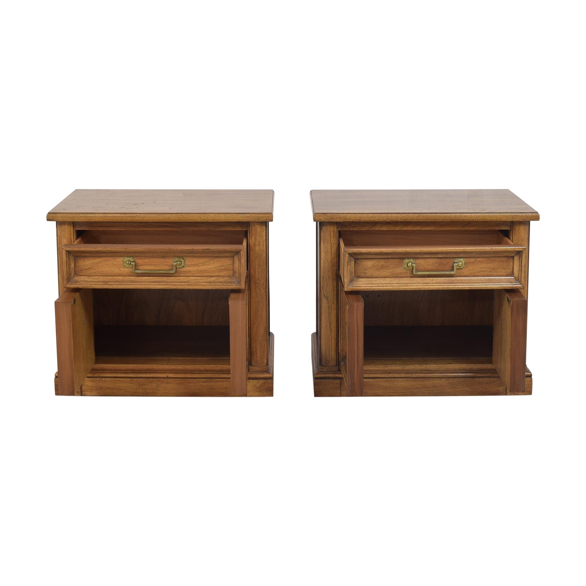 Thomasville Two Door Nightstands / Tables