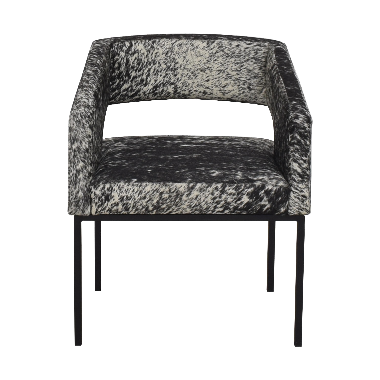 ModShop ModShop Open Back Hide Chair discount
