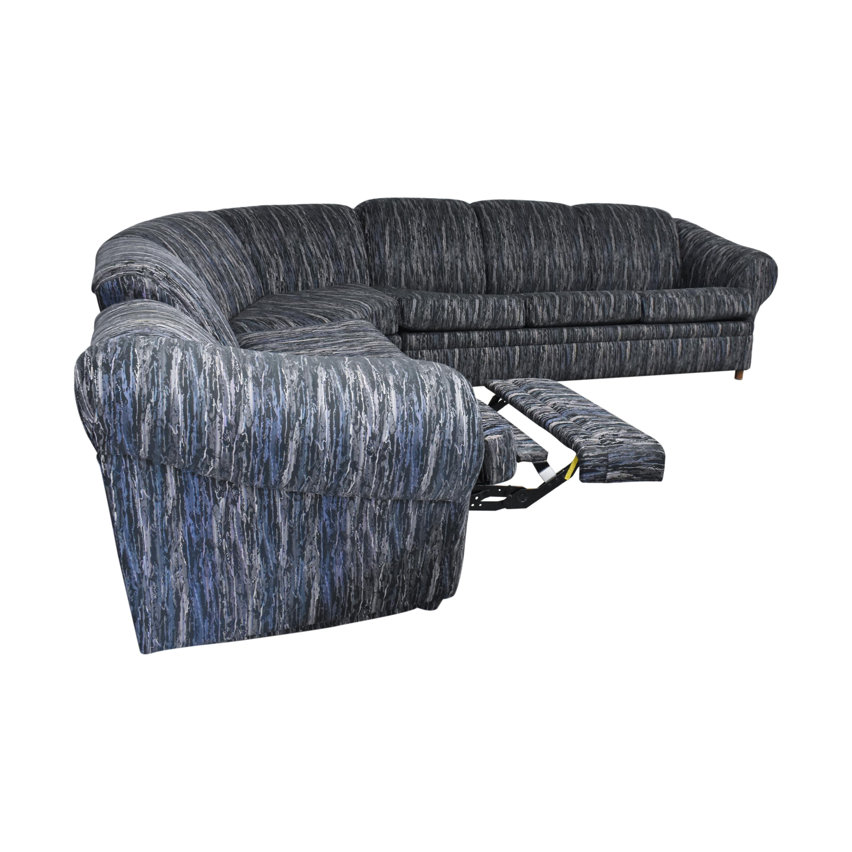 buy Schweiger Industries L Shaped Sectional Sleeper Sofa Schweiger Industries Sofas