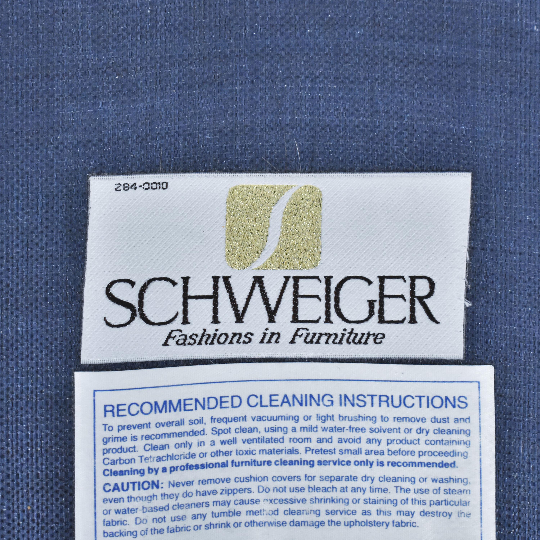 Schweiger Industries Schweiger Industries L Shaped Sectional Sleeper Sofa discount