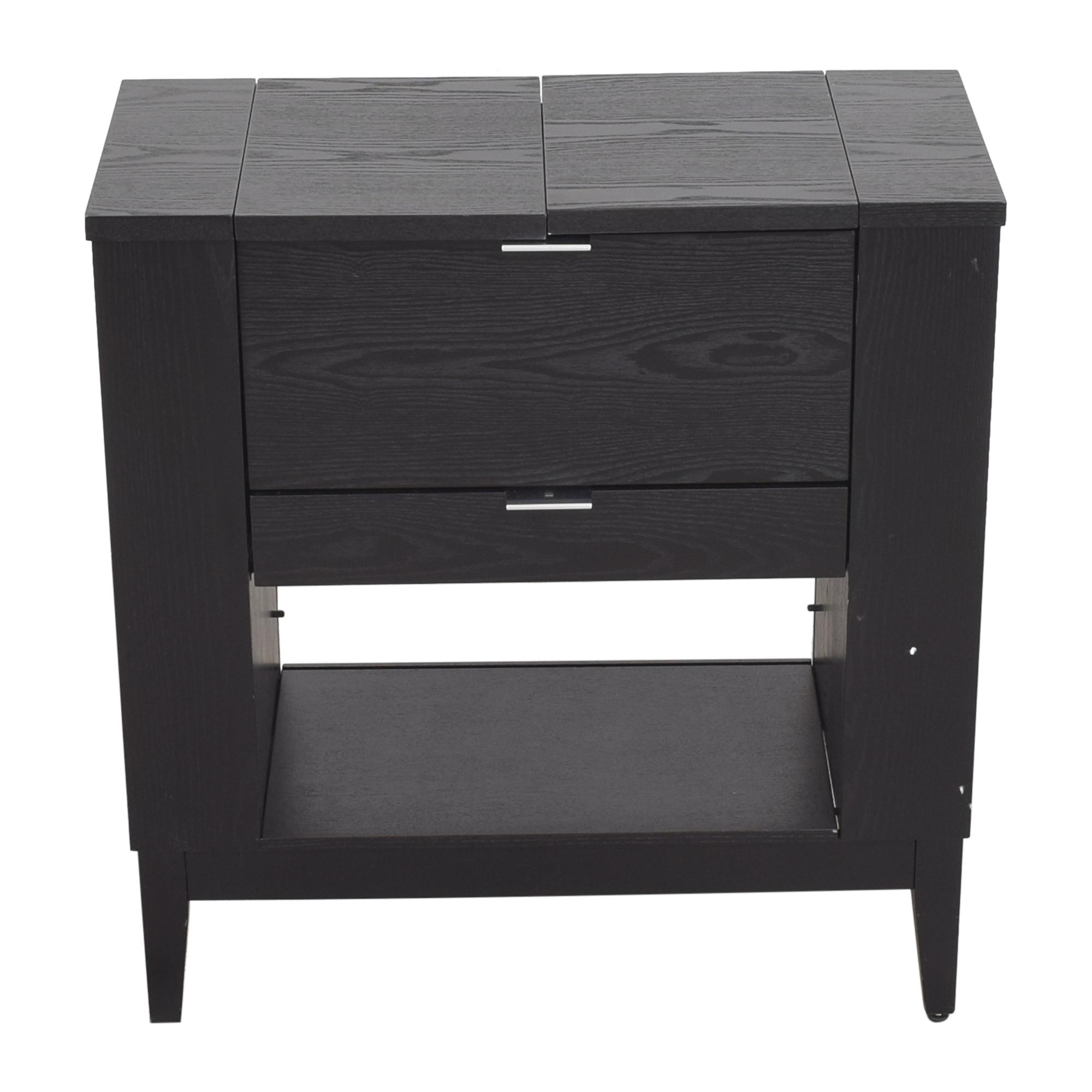 Crate & Barrel Crate & Barrel Parker Spirits Bar Cabinet price