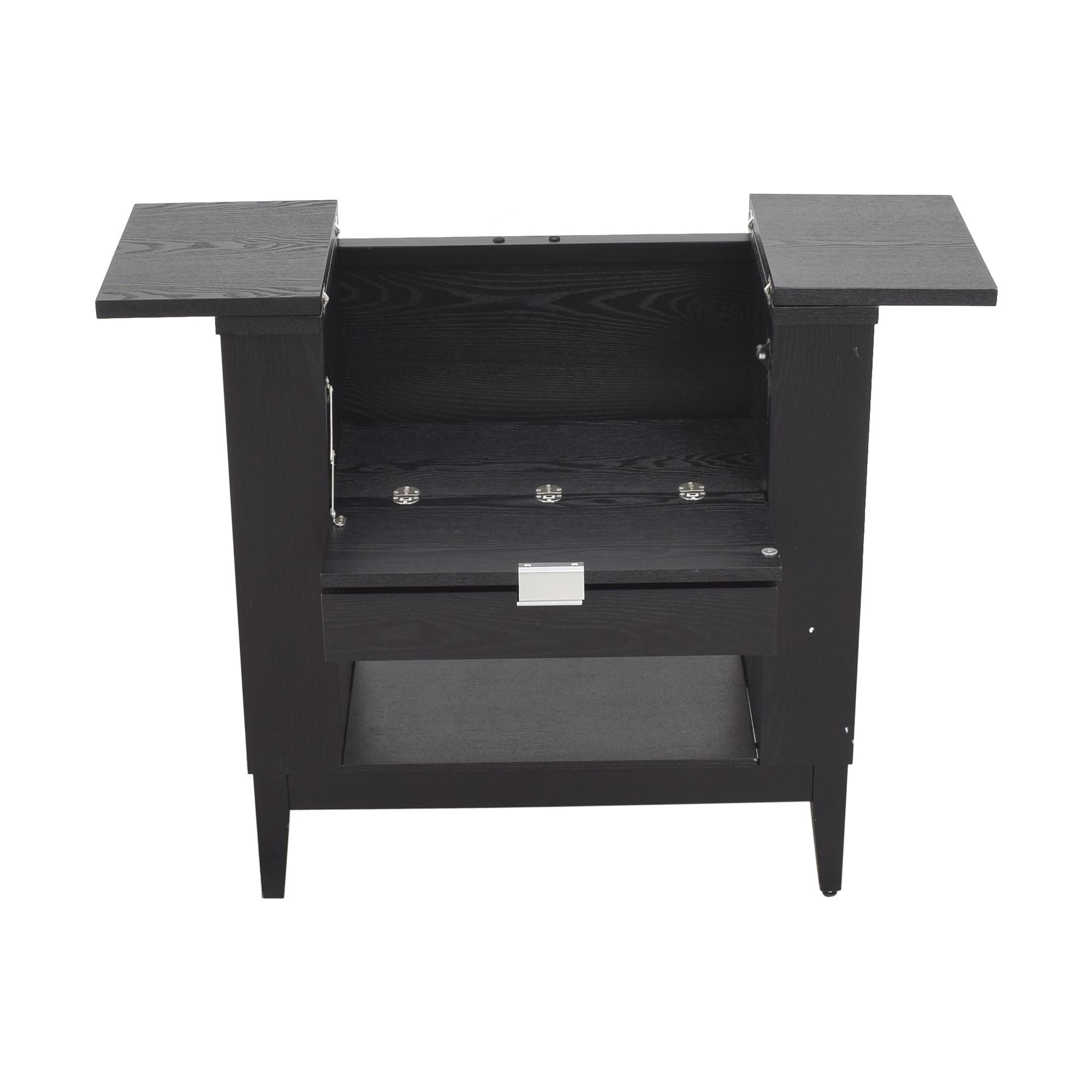 shop Crate & Barrel Crate & Barrel Parker Spirits Bar Cabinet online
