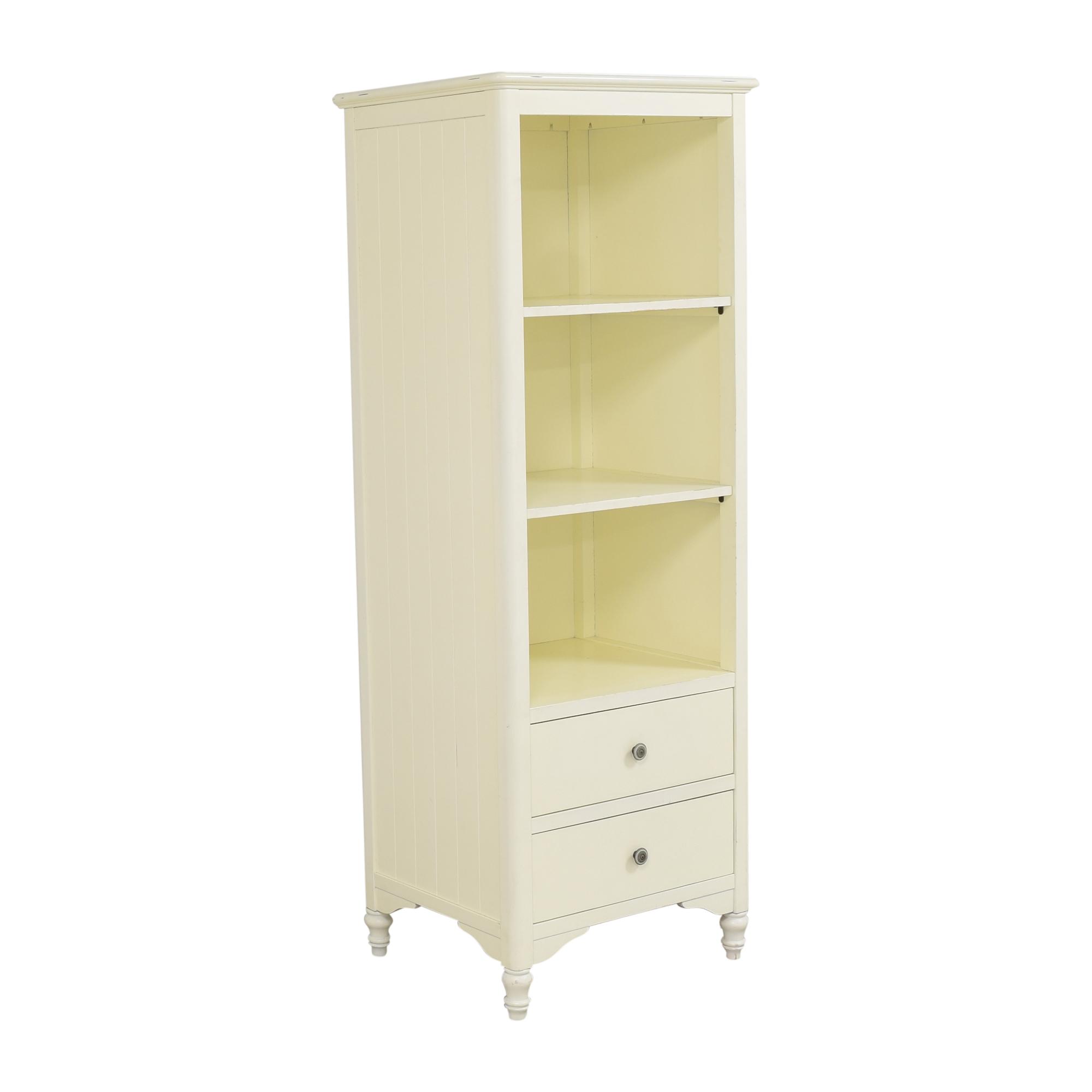 shop Two Drawer Bookcase  Storage