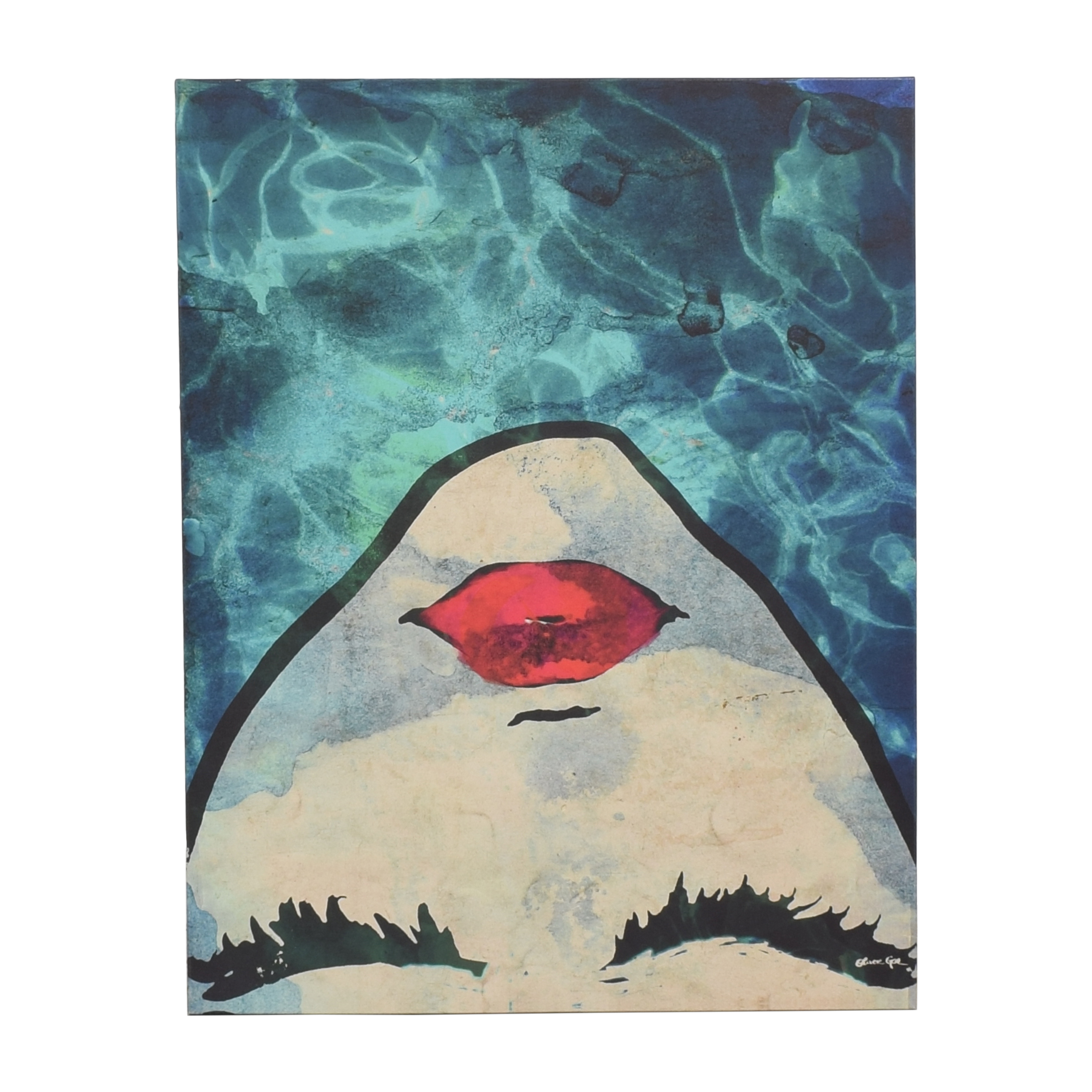 buy Oliver Gal Water Coveted Wall Art Oliver Gal