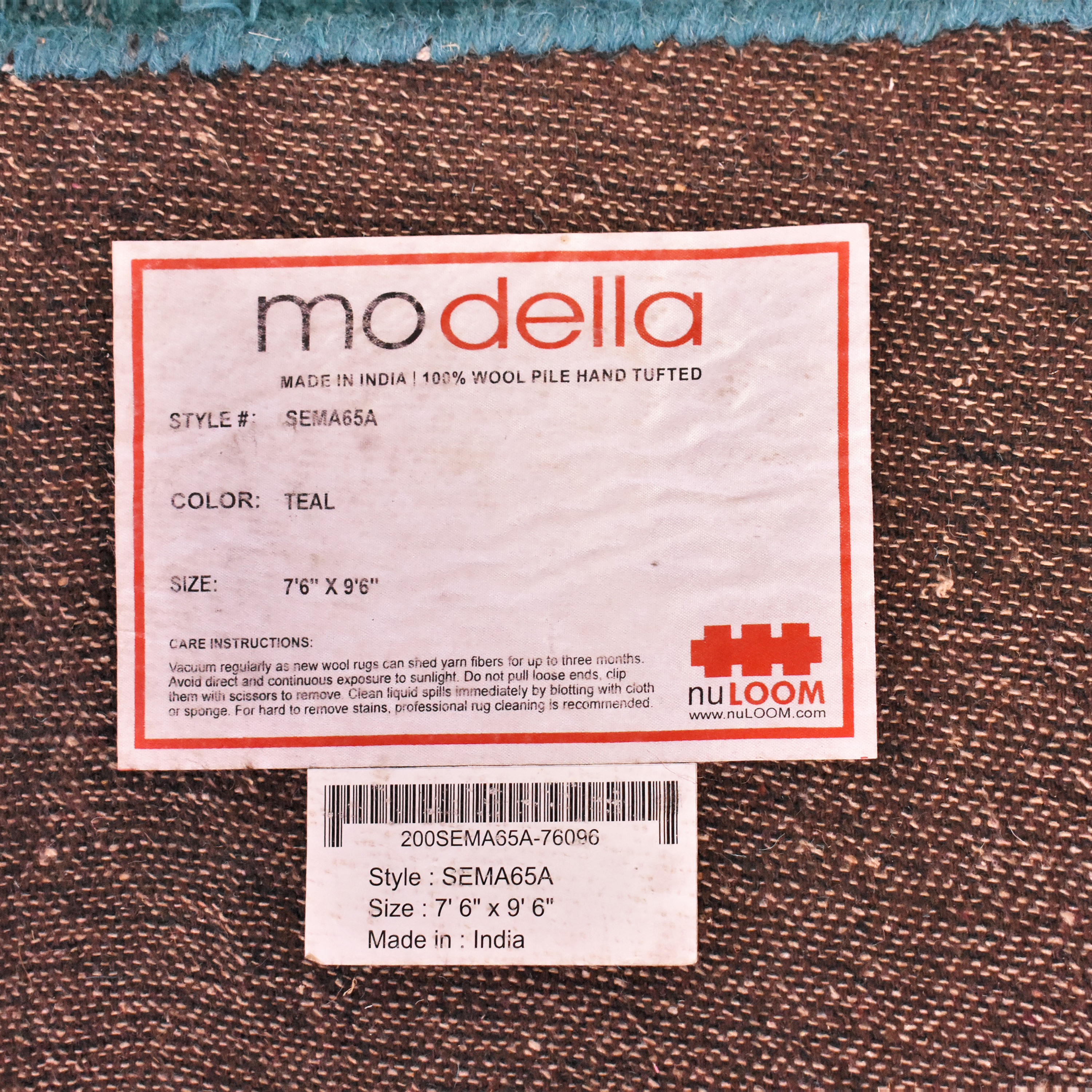 nuLOOM nuLOOM Modella Collection Rug coupon