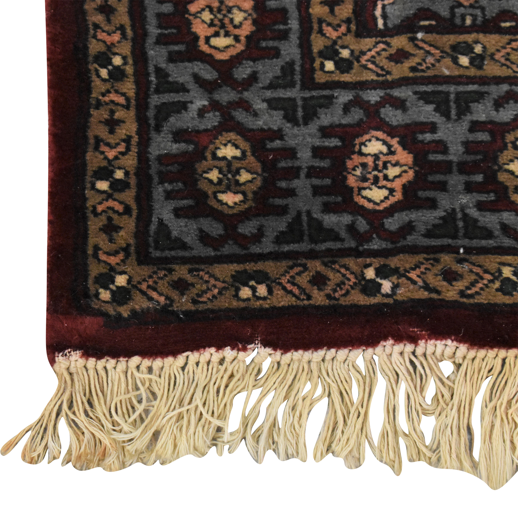 Vintage Persian Rug second hand