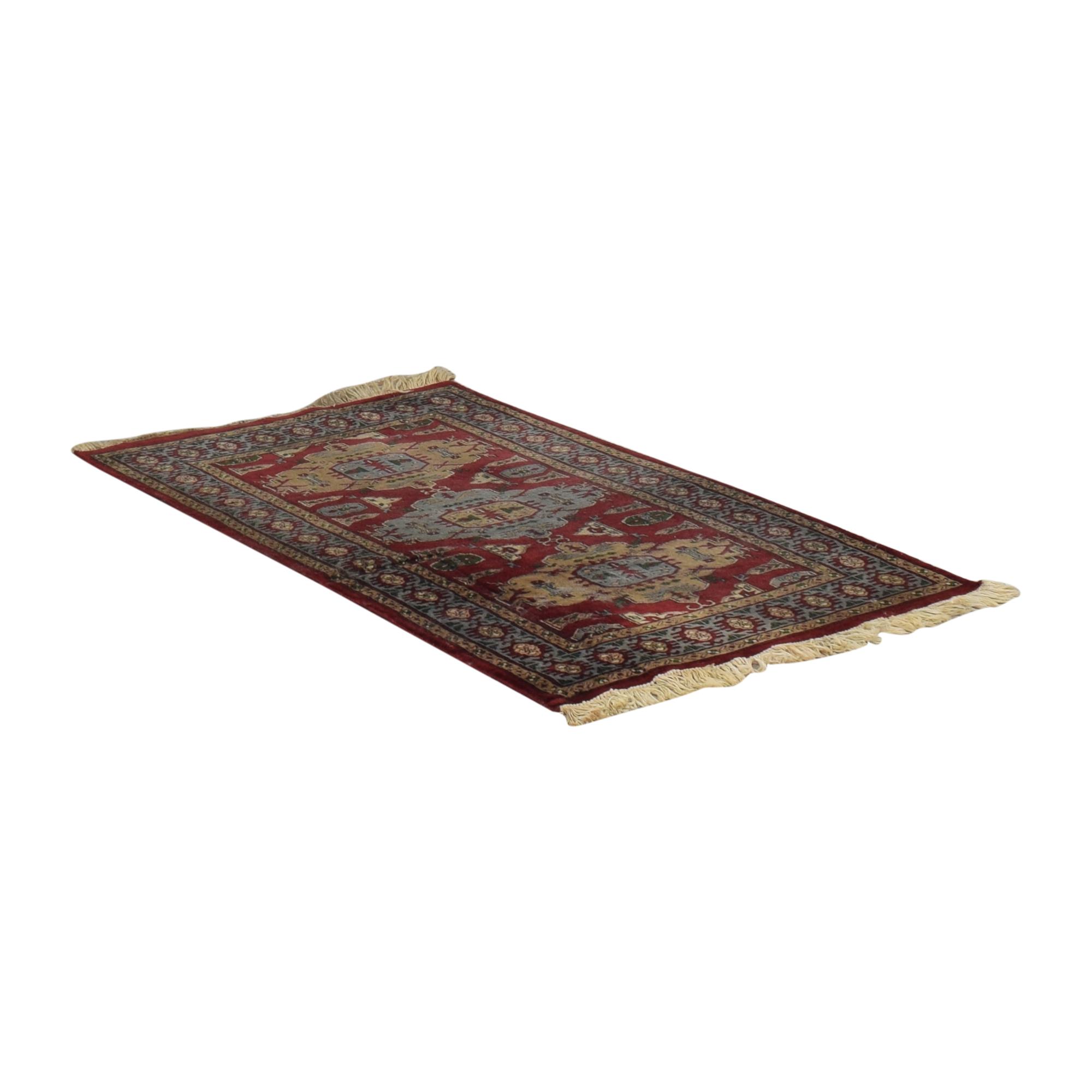 Vintage Persian Rug Rugs