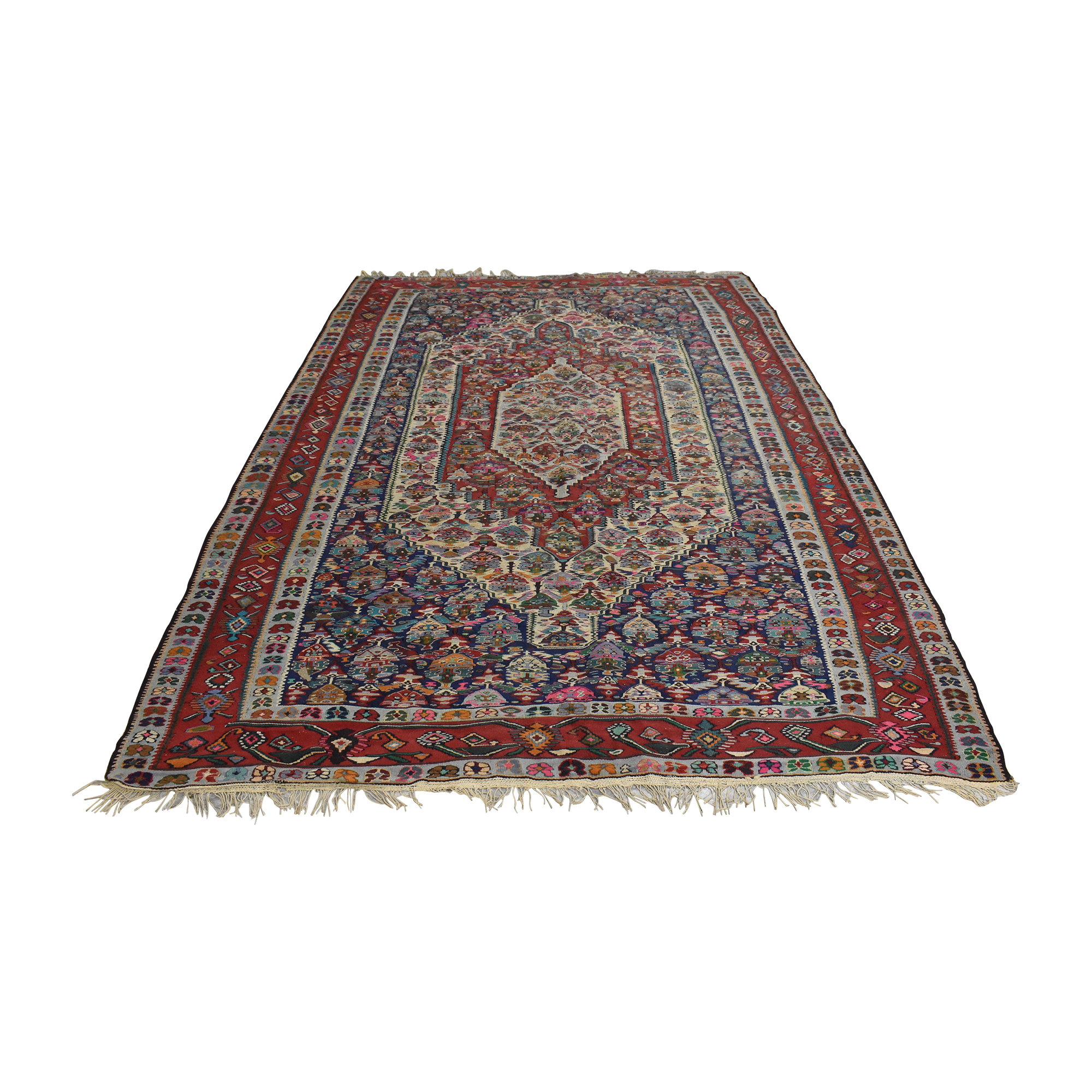 shop Persian Style Area Rug  Rugs