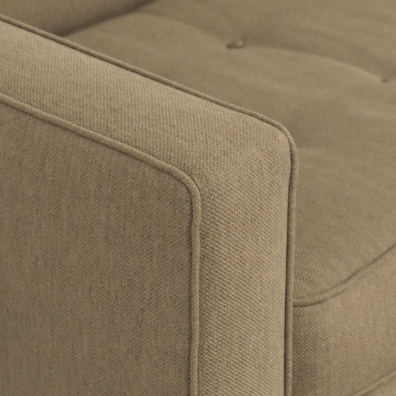 buy Room & Board Room & Board Reese Two Cushion Sofa online