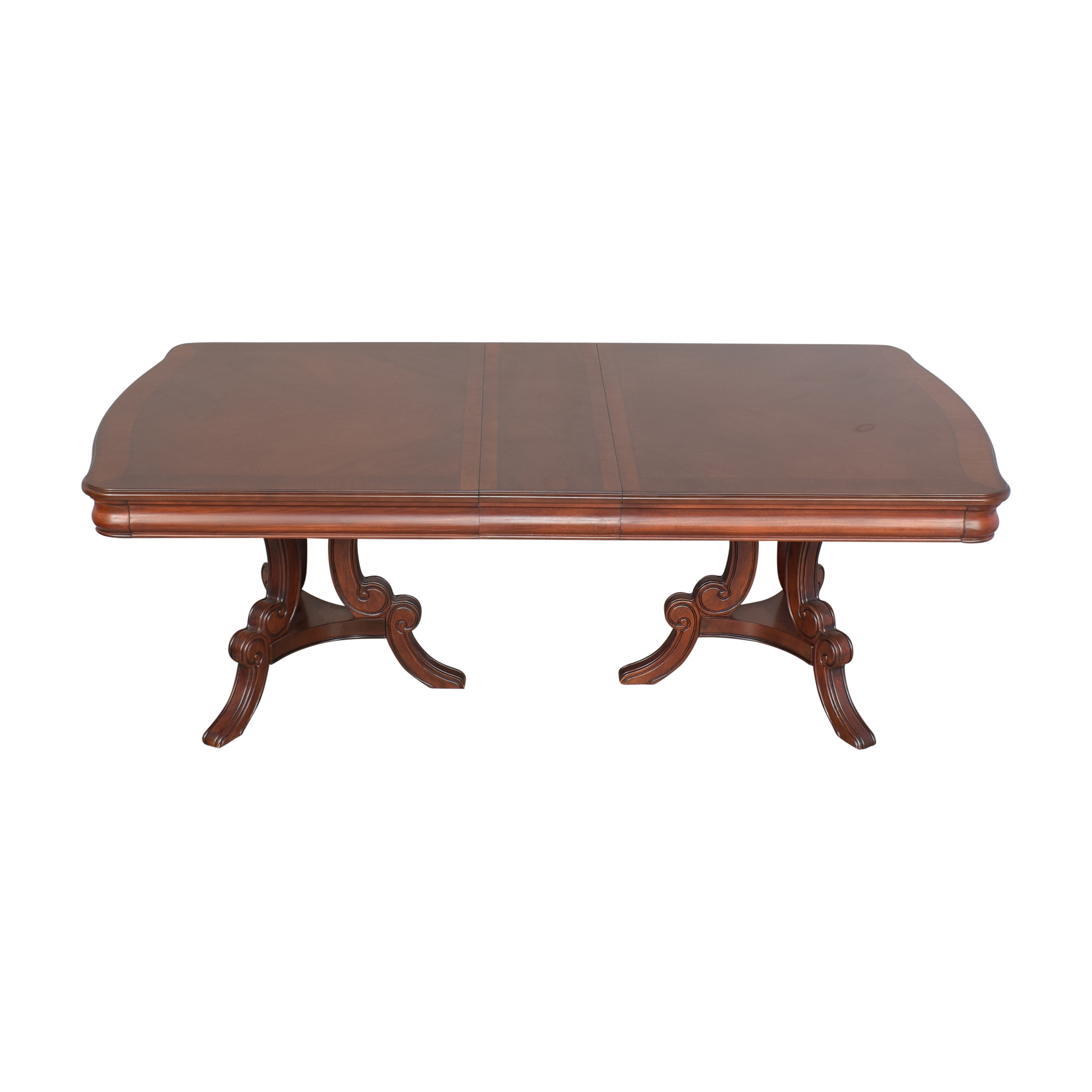 Raymour & Flanigan Extendable Dining Table / Tables