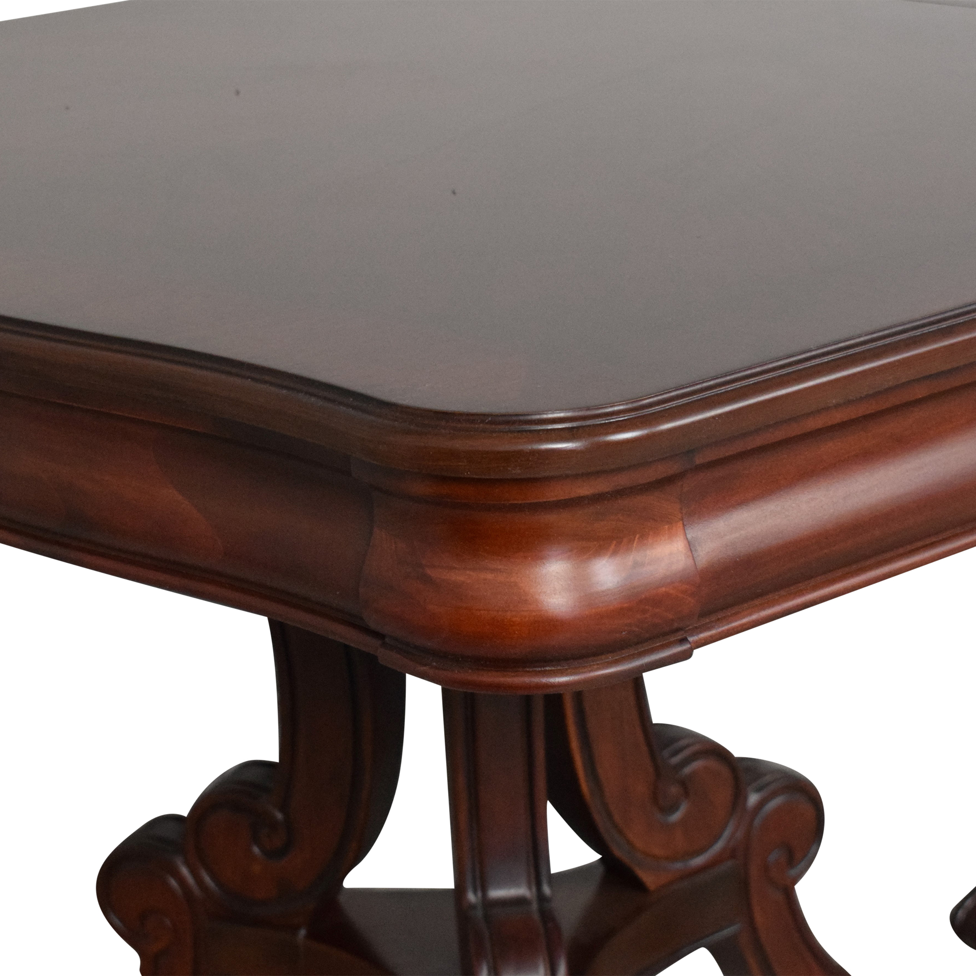 buy Raymour & Flanigan Extendable Dining Table Raymour & Flanigan Dinner Tables